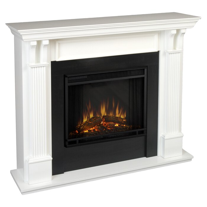Real Flame Ashley Electric Fireplace - Real Flame Ashley Electric Fireplace & Reviews Wayfair