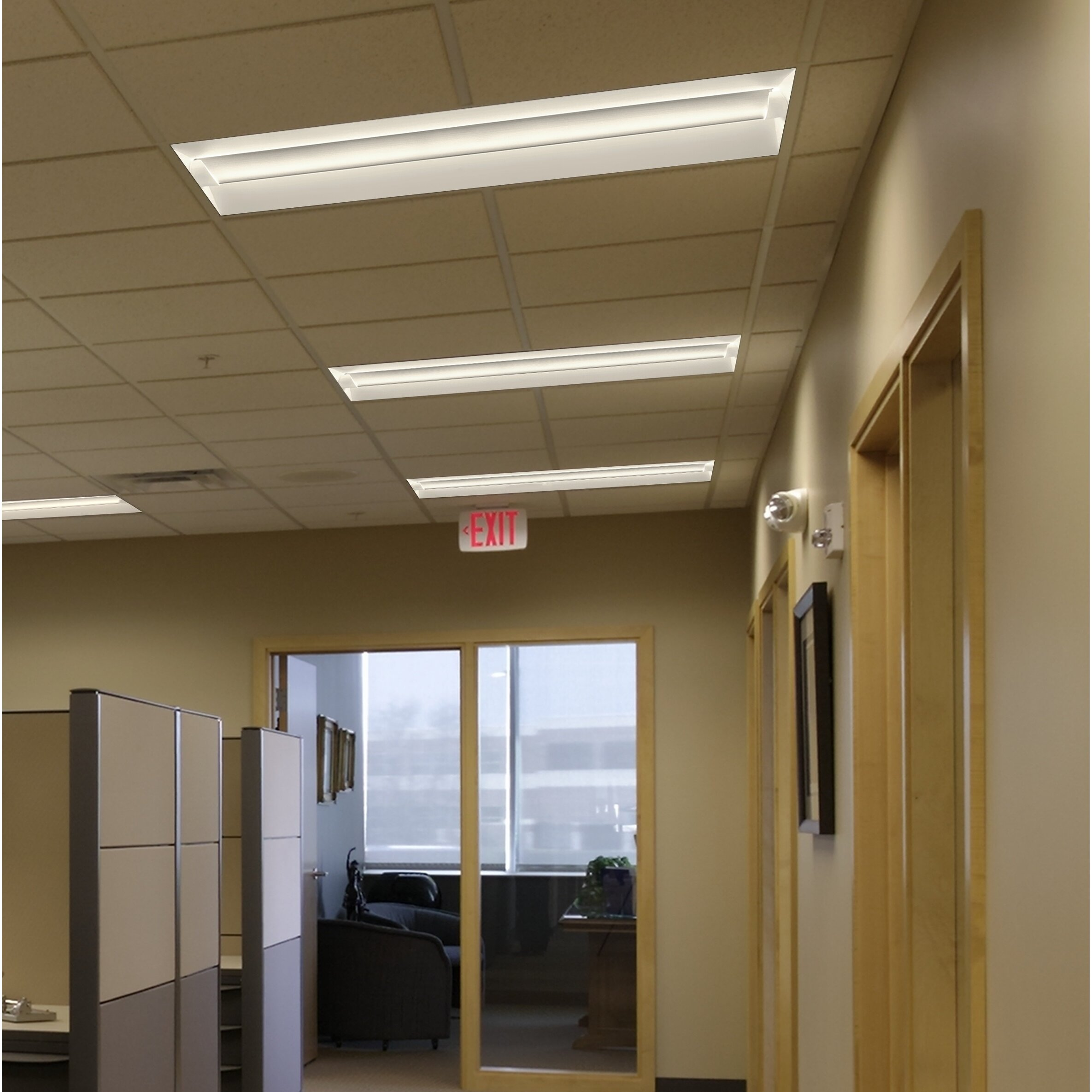 Lithonia Under Cabinet Lighting Lithonia Lighting Blt Series Led Low Profile Recessed Troffer