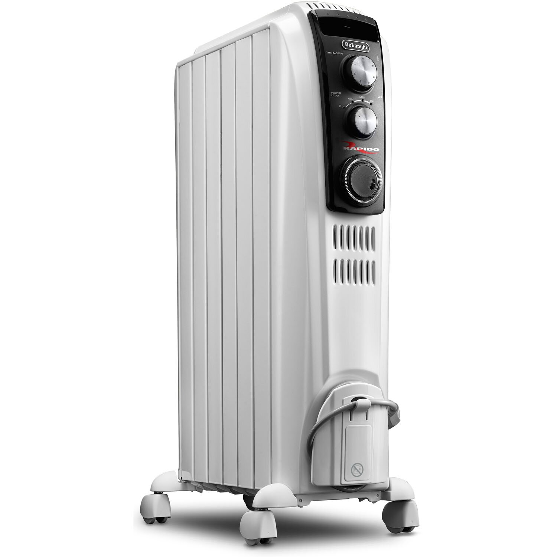 space heaters you ll love wayfair 1 500 watt portable electric radiant radiator heater mechanical controls