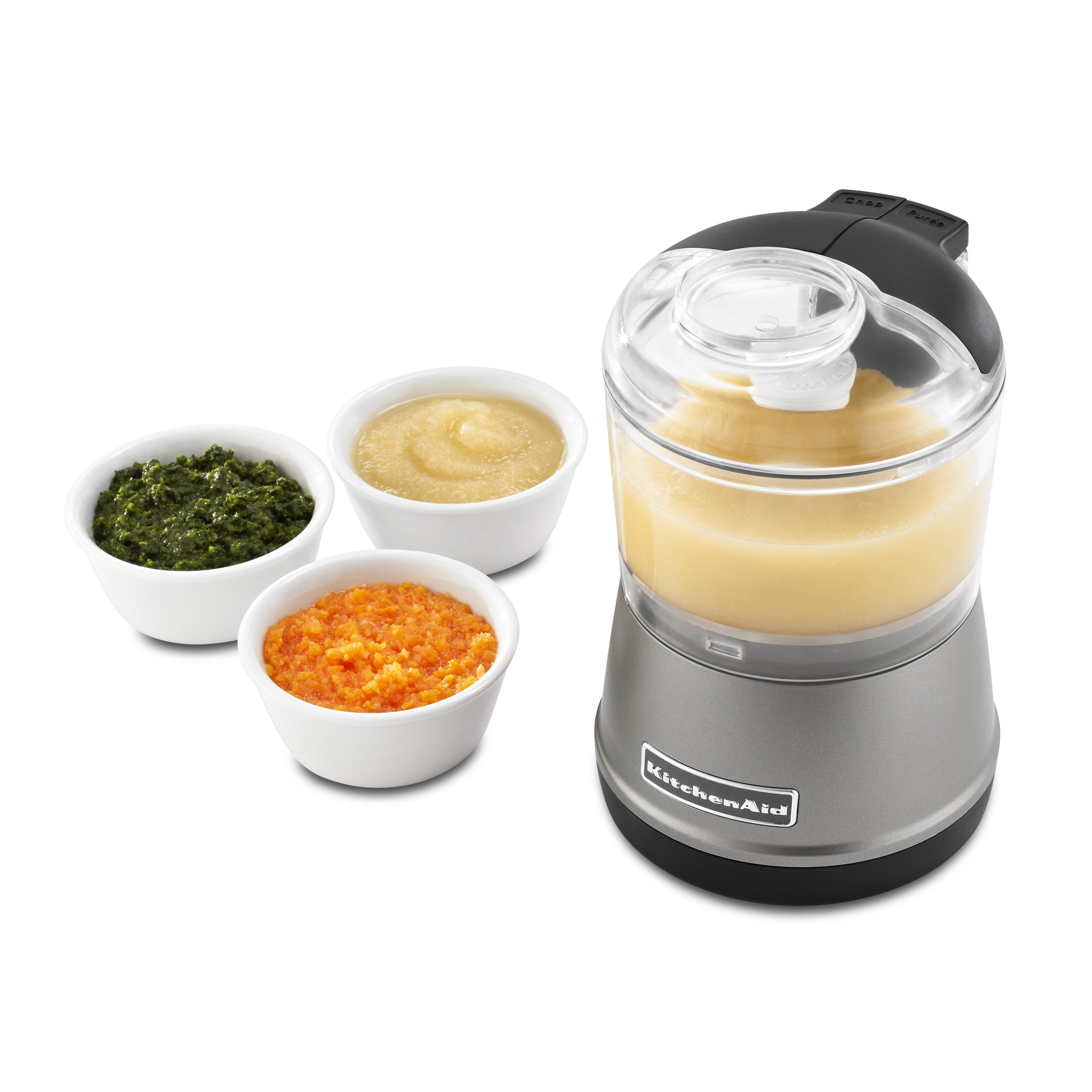 Kitchen Aid Artisan Mixer Food Processor Ratings