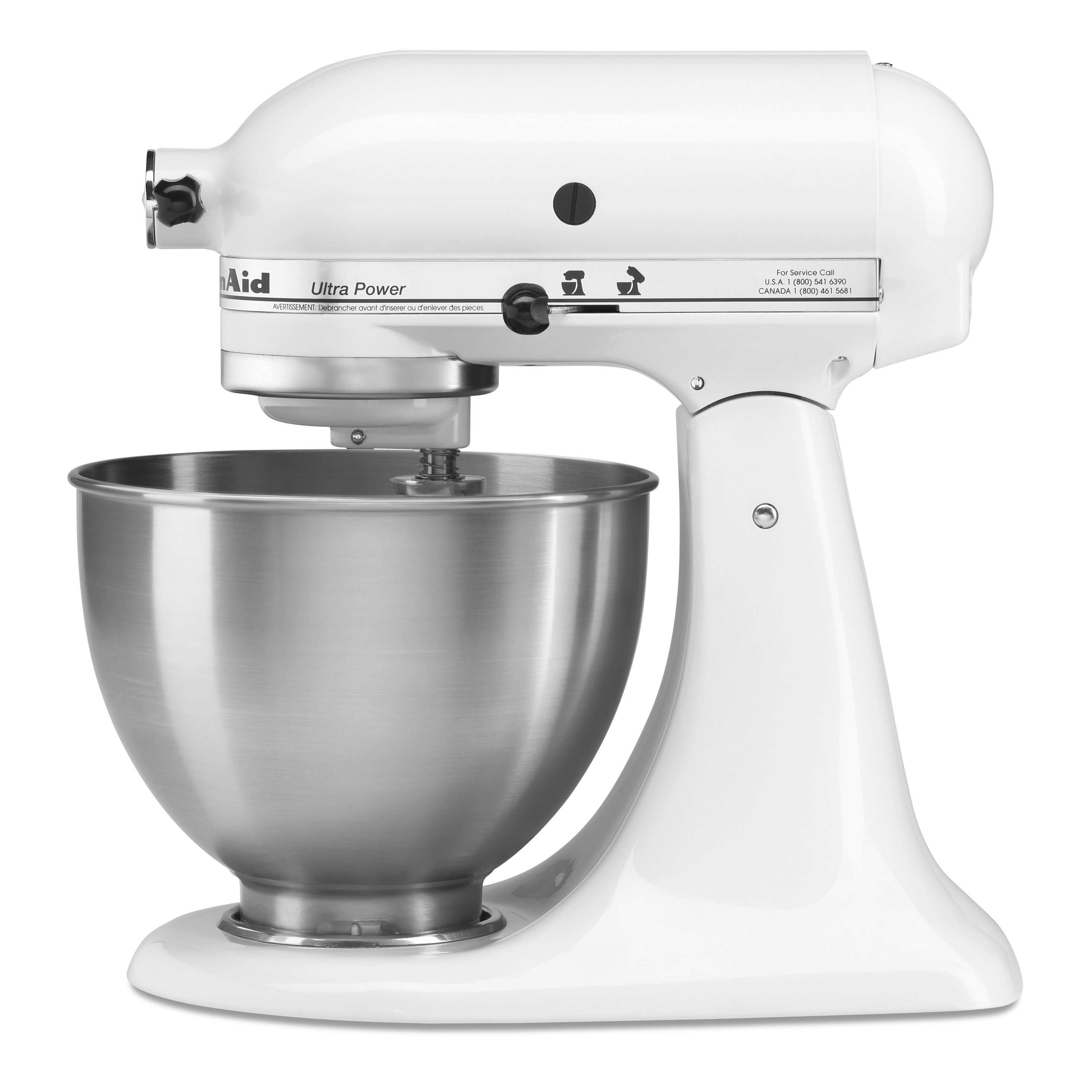 kitchenaid ultra power stand mixer manual motor replacement parts