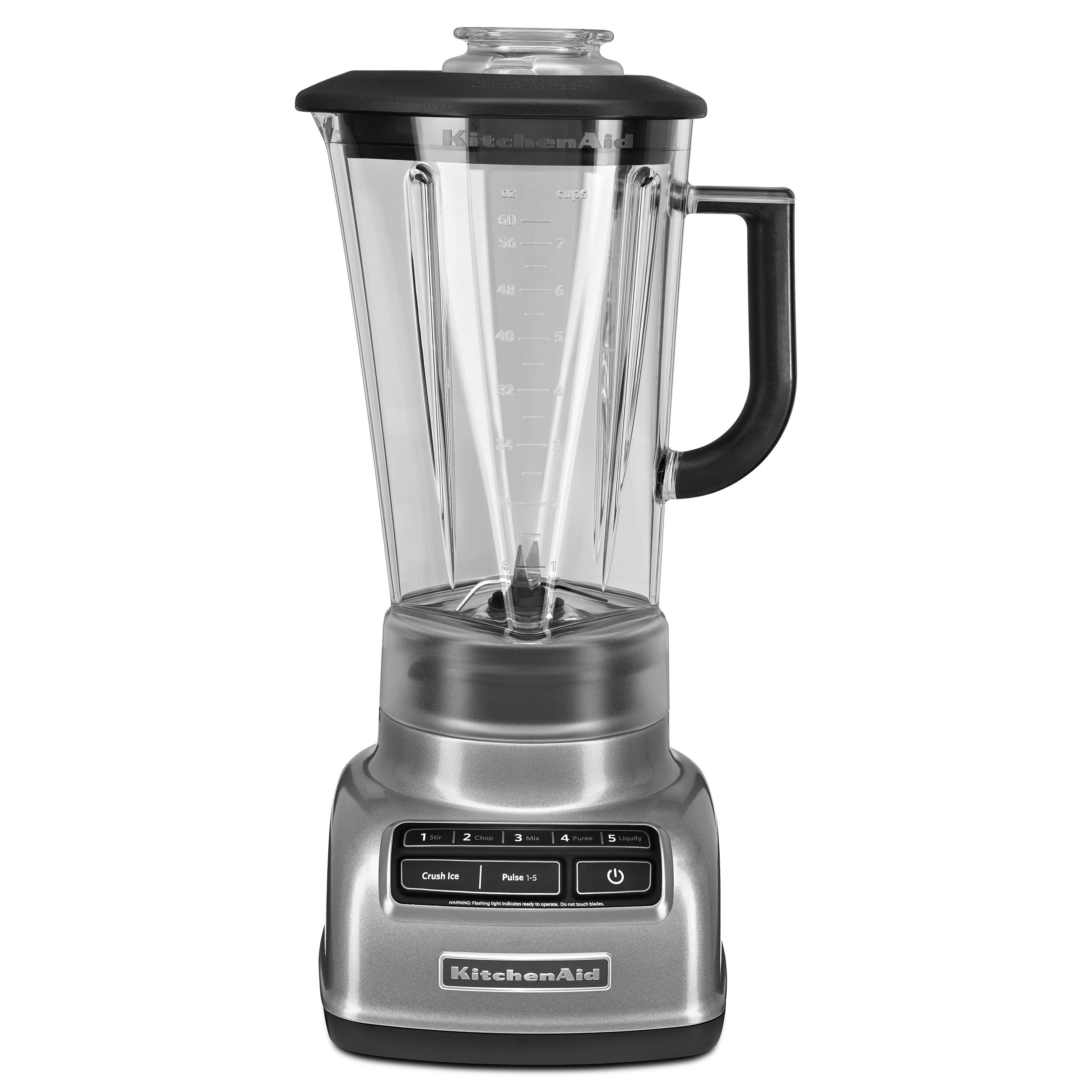 Cuisinart smartpower duet blender and food processor - Kitchenaid Diamond 5 Speed Blender