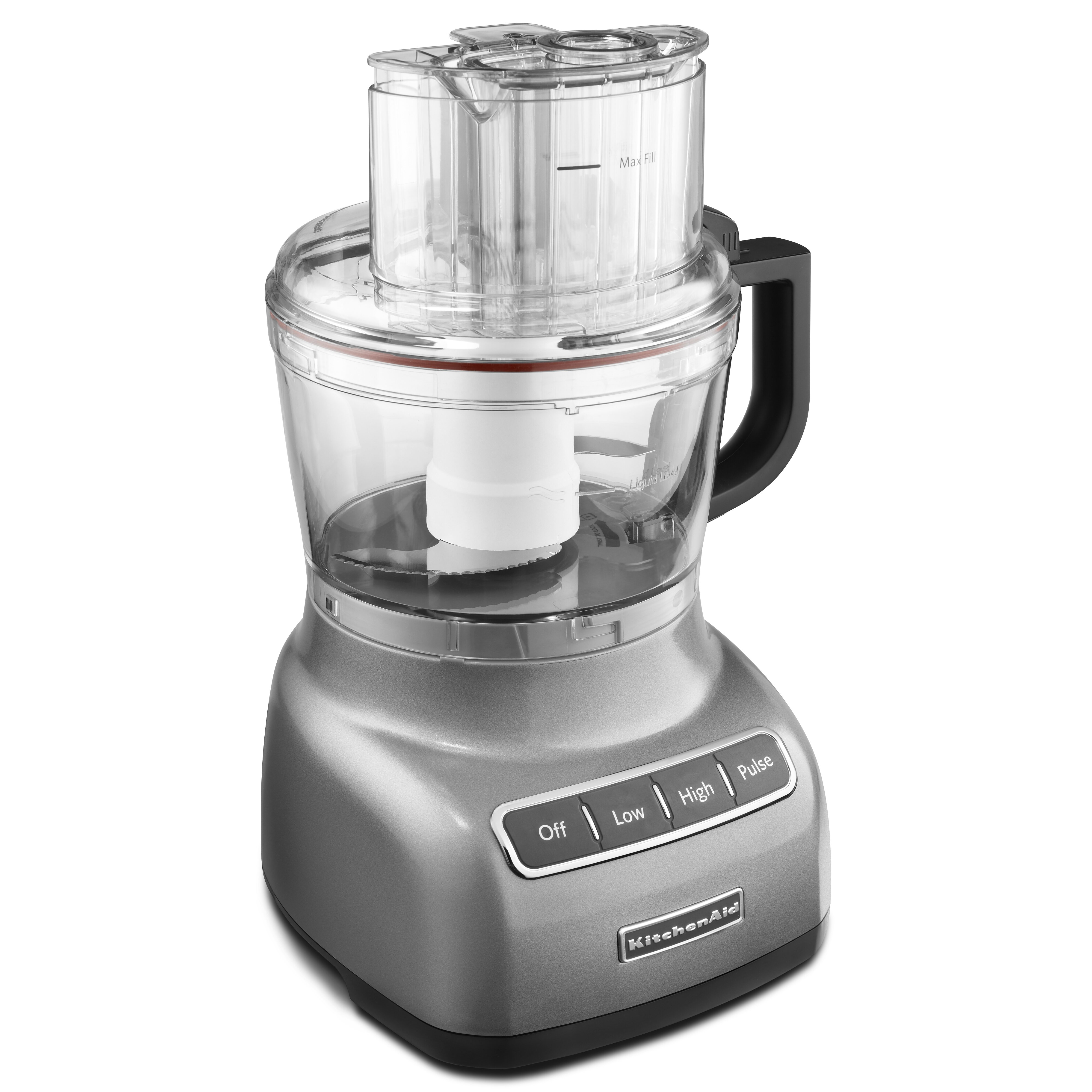 kitchenaid 9 cup exactslice food processor with julienne disc. kitchenaid 9 cup food processor with exactslice system kitchenaid exactslice julienne disc o