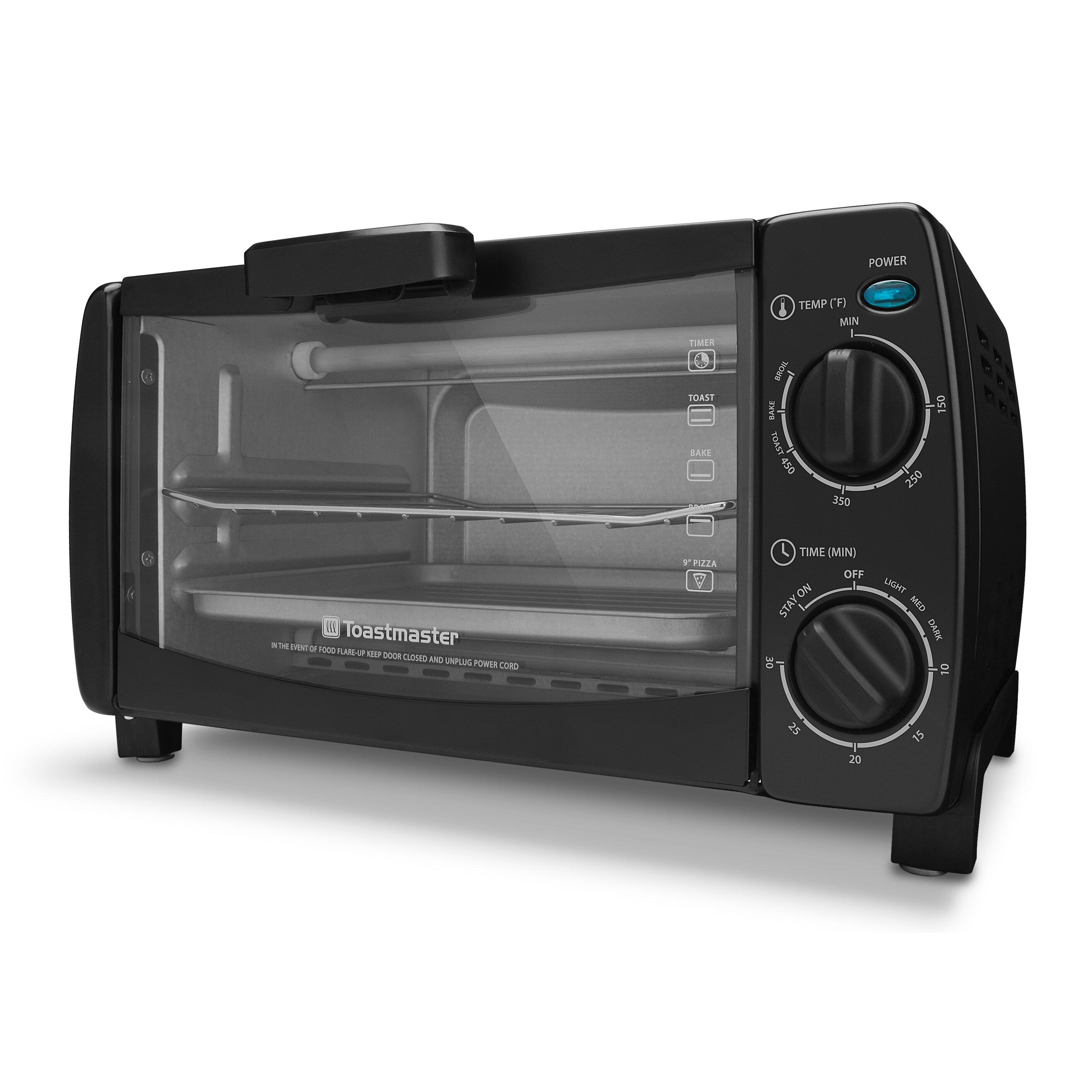 Basic French Toast Recipe Toastmaster Toaster Oven Toastmaster Toaster Oven  & Reviews Wayfair Easy