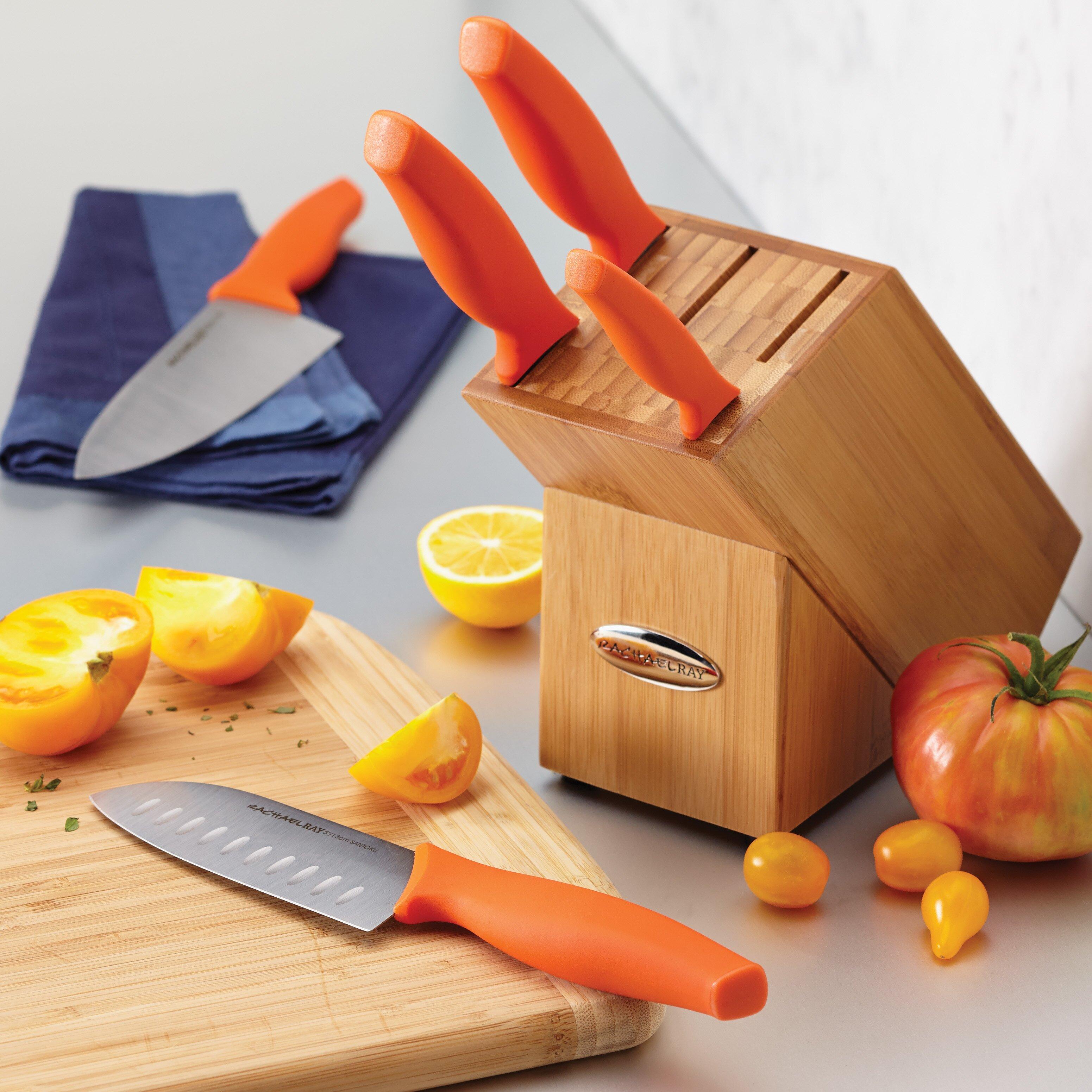 Uncategorized Rachael Ray Kitchen Appliances rachael ray 3 piece carving knife set reviews wayfair wayfair