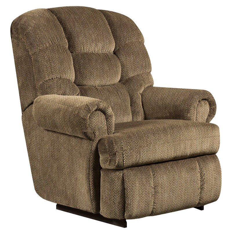 ... Flash Furniture Gazette Big And Tall Microfiber Recliner ... Part 64
