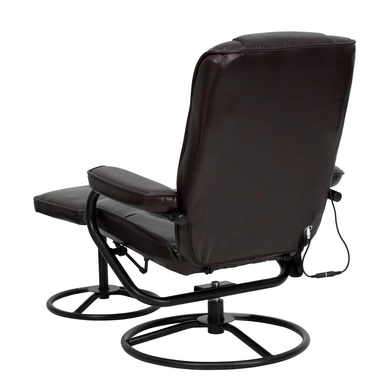 Flash Furniture Heated Reclining Massage