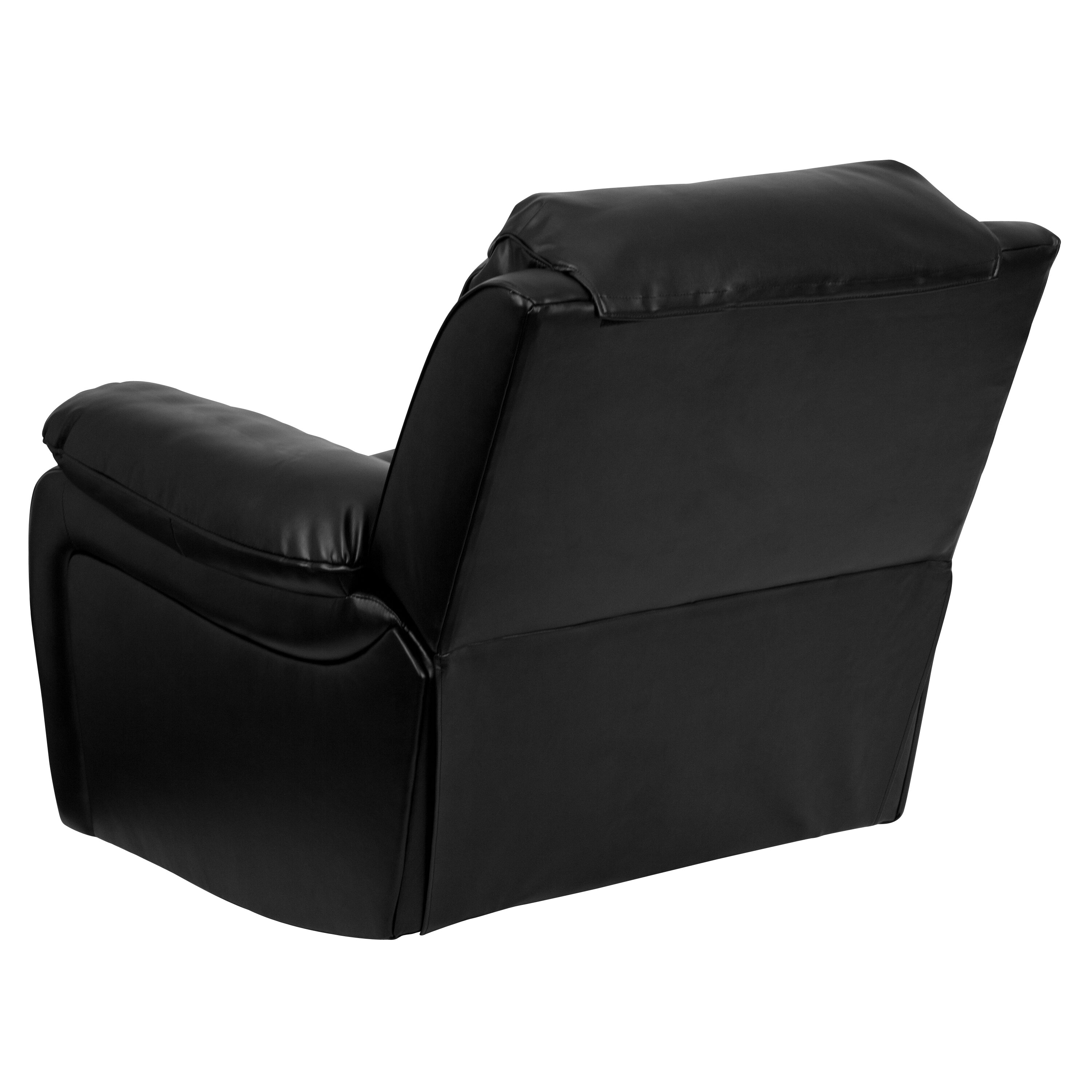 Flash Furniture Leather Rocker Recliner & Reviews