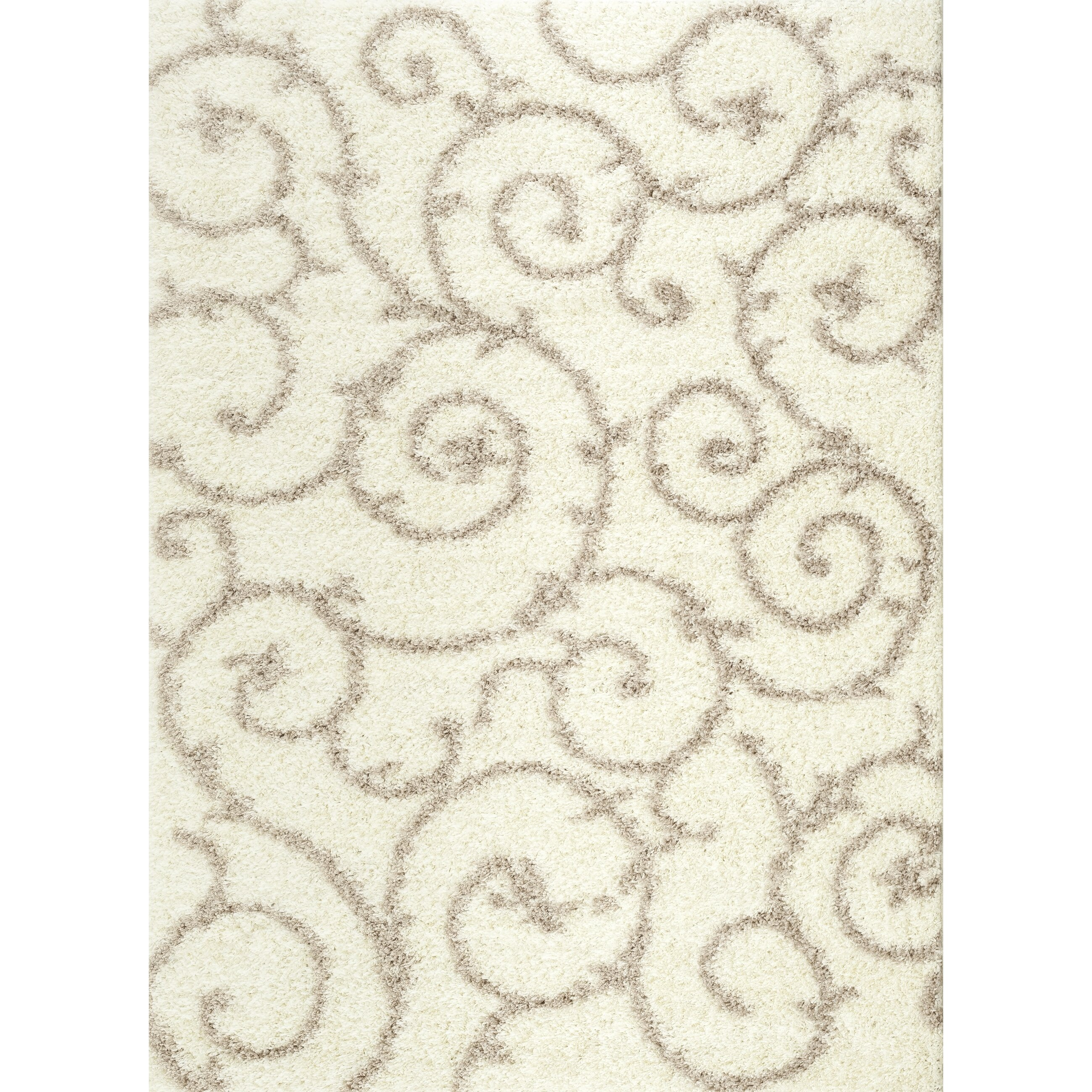 World Rug Gallery Florida Cream Area Rug