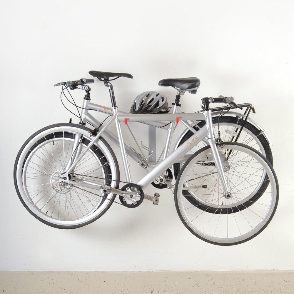 Delta Design Art of Storage 2 Bike Wall Mounted Bike Rack