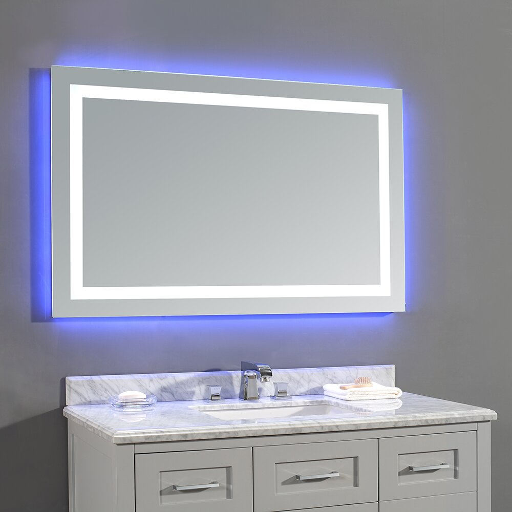 Ove Decors Jovian Led Mirror Amp Reviews Wayfair