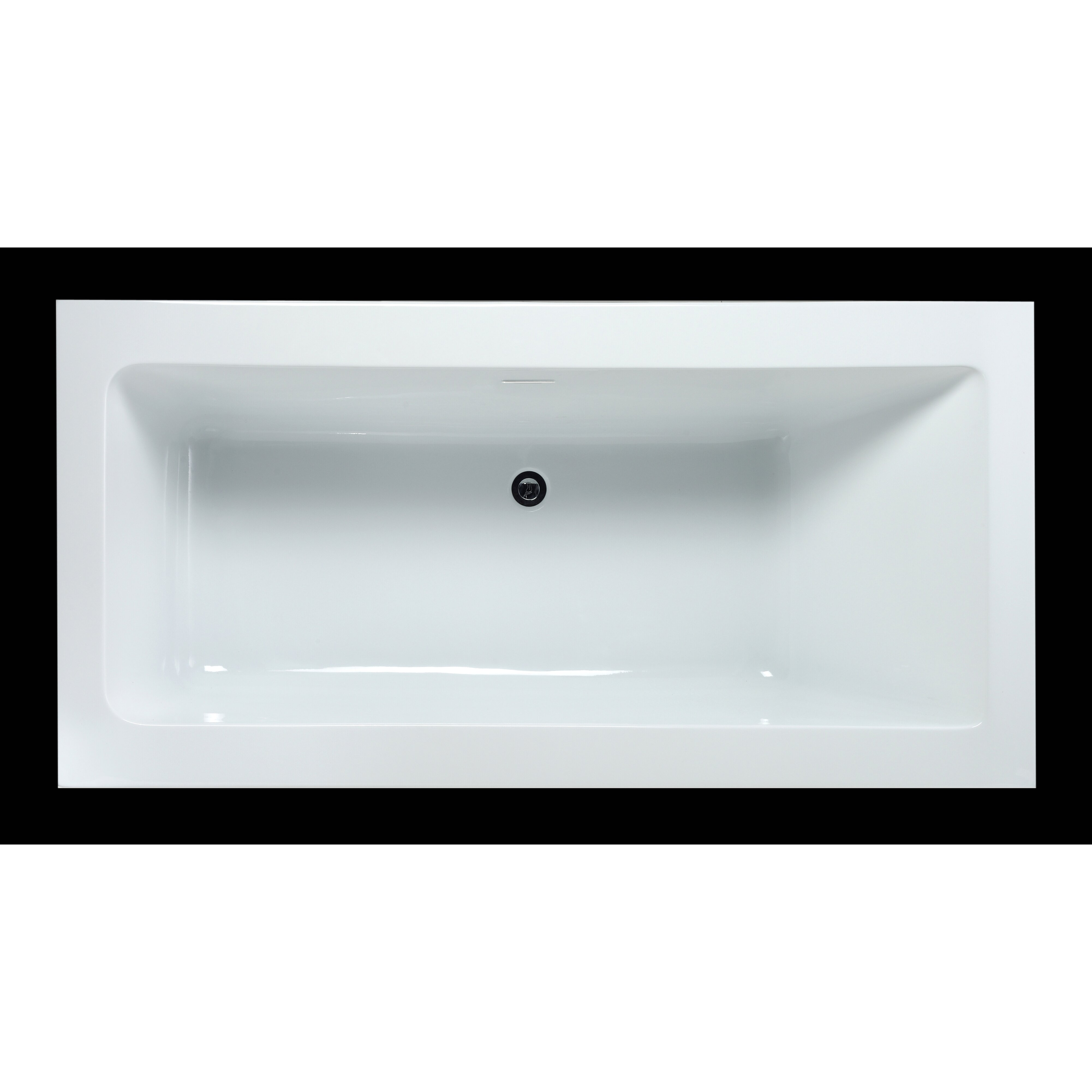 Ove Decors Shower Doors Ove Decors Terra 70 X 3425 Soaking Bathtub Reviews Wayfair