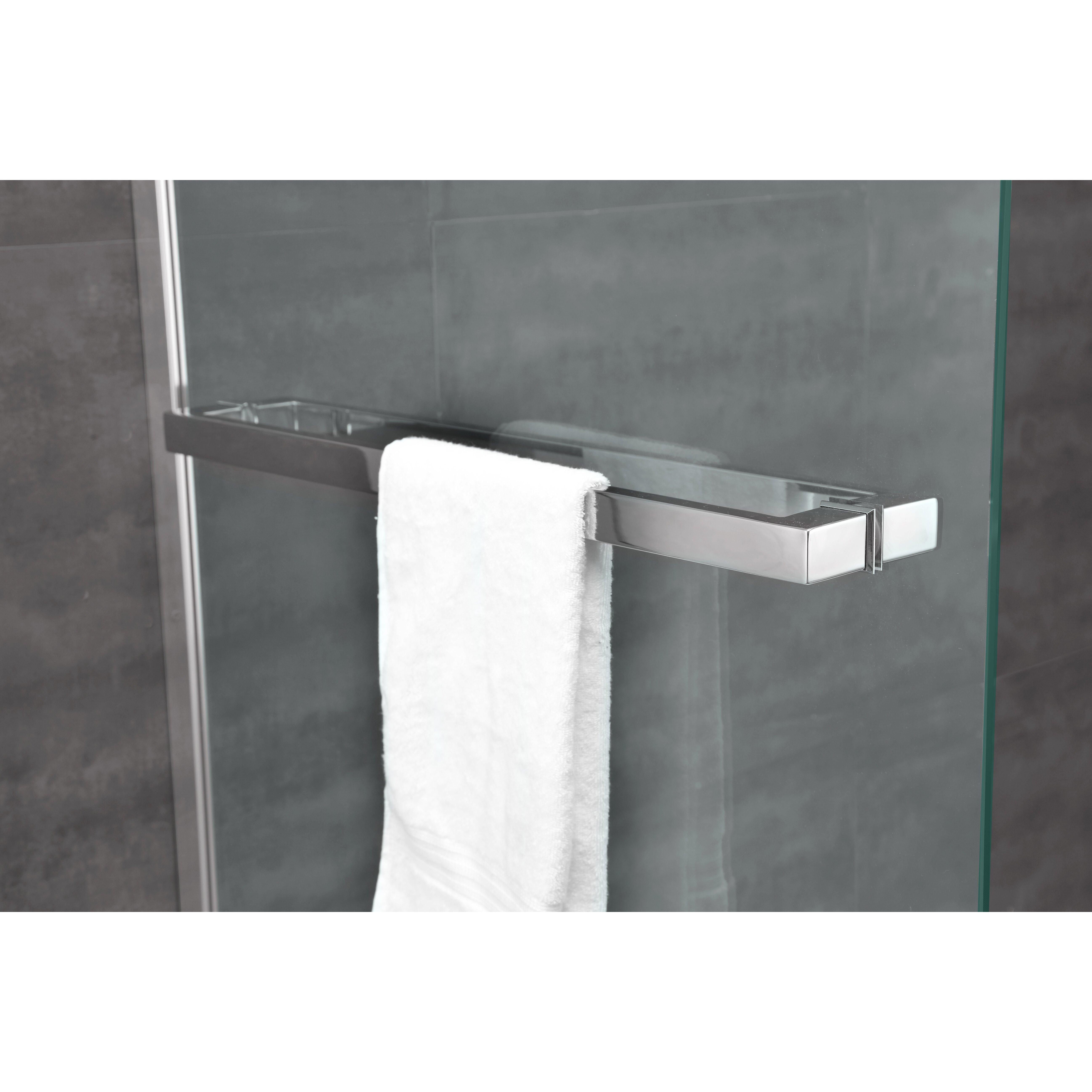 Ove Decors Shower Doors Ove Decors Nevis 466 X 79 Shower Door Reviews Wayfair