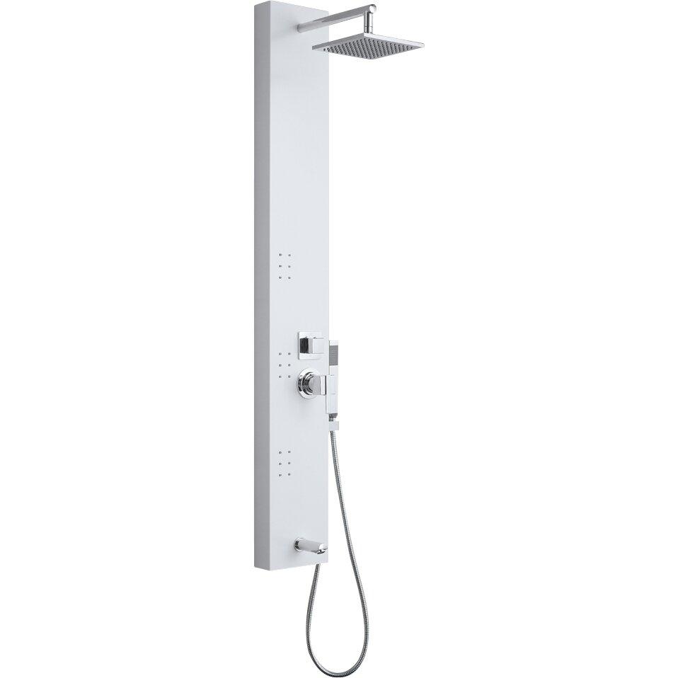 Ove Decors Shower Doors Diverter Complete Shower System Reviews Allmodern