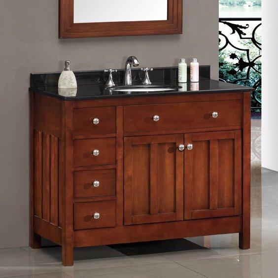 Https Www Wayfair Com Ove Decors Lyon 42 Single Bathroom Vanity Set Xov1022 Html