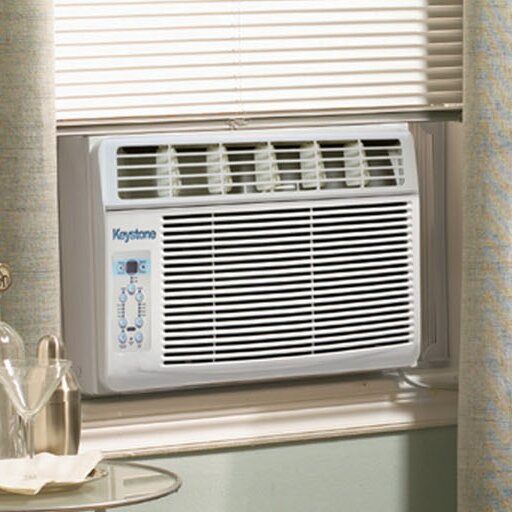 Keystone 12 000 btu window air conditioner with remote for 12000 btu window air conditioner room size
