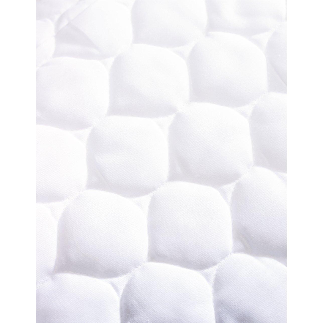Best baby crib mattress pad - American Baby Company Waterproof Quilted Mini Crib Mattress Pad