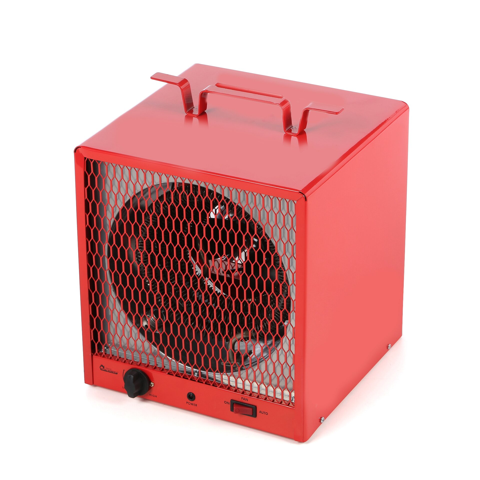 Dr. Infrared Heater Industrial Heater 19,110 BTU Portable Electric Fan