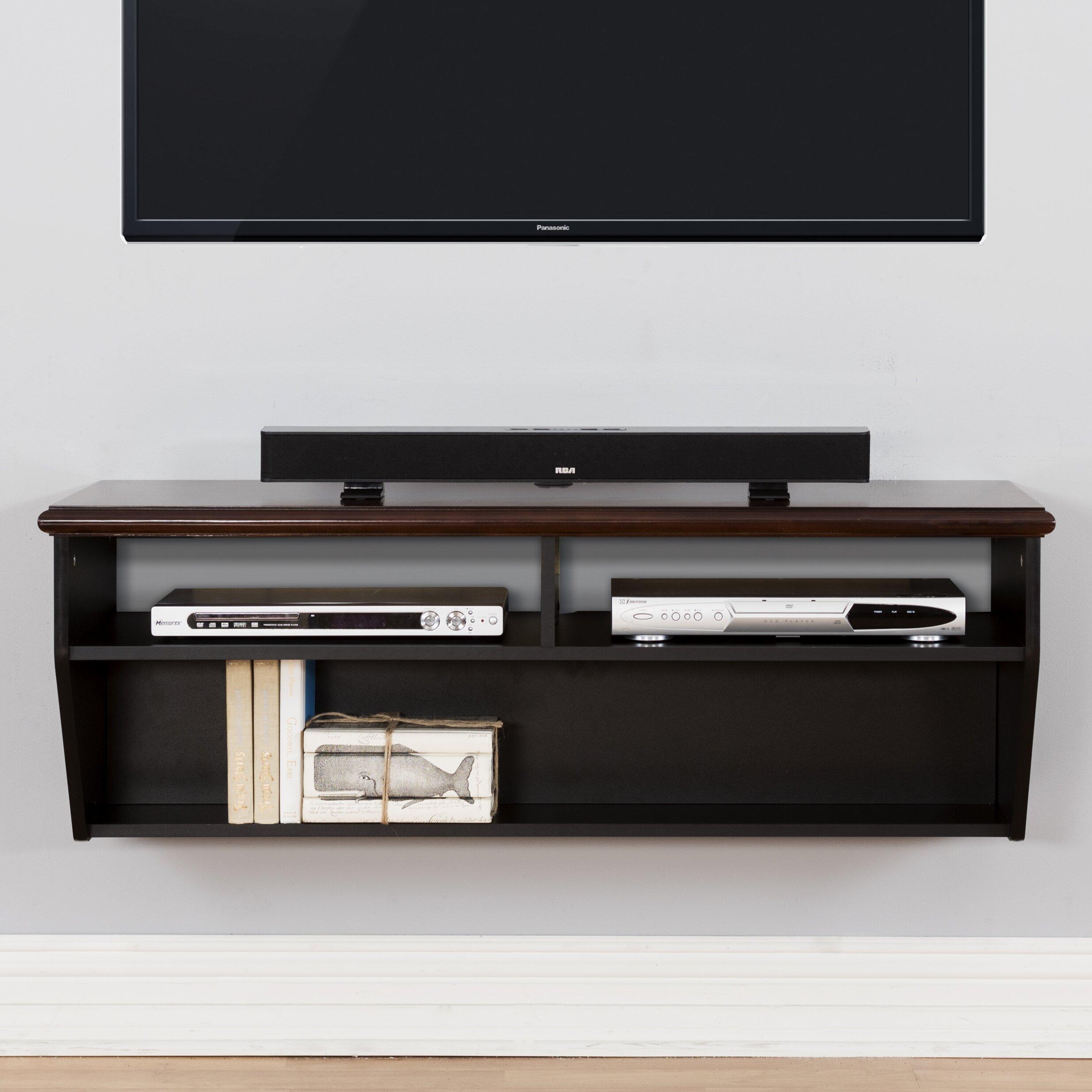 "Martin Home Furnishings 48"" Hardwood Veneer Top Wall"