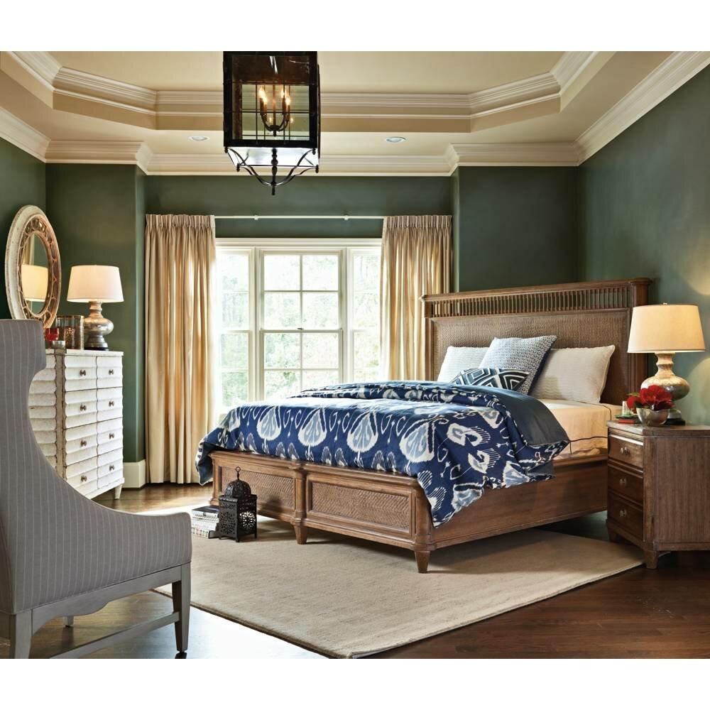 Stanley Bedroom Furniture Stanley Archipelago Platform Bed Reviews Wayfair