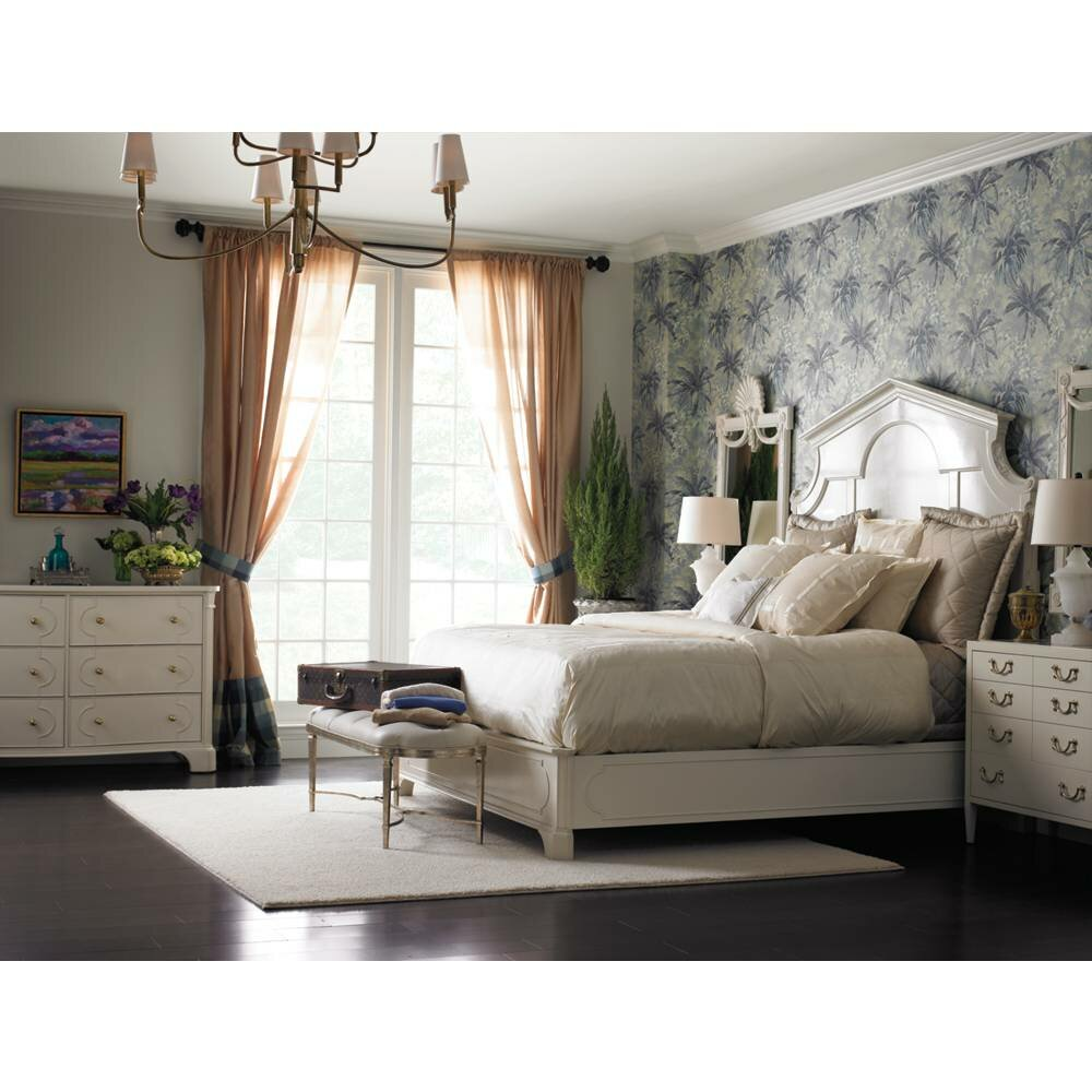 Regency Bedroom Furniture Stanley Charleston Regency 6 Drawers Island House Dresser Wayfair