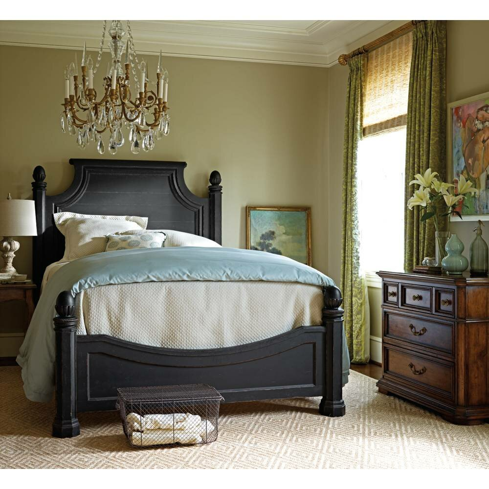 Stanley Bedroom Furniture Stanley Arrondissement Panel Bed Reviews Wayfair