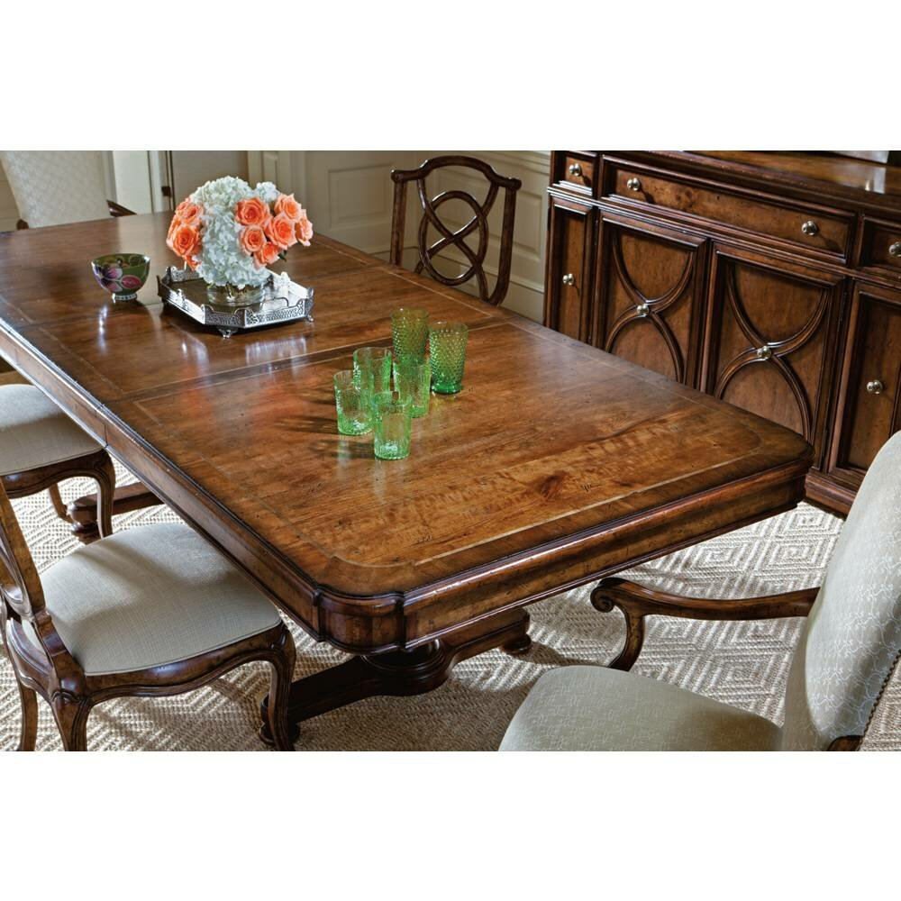 Stanley Arrondissement Famille Pedestal Dining Table Reviews