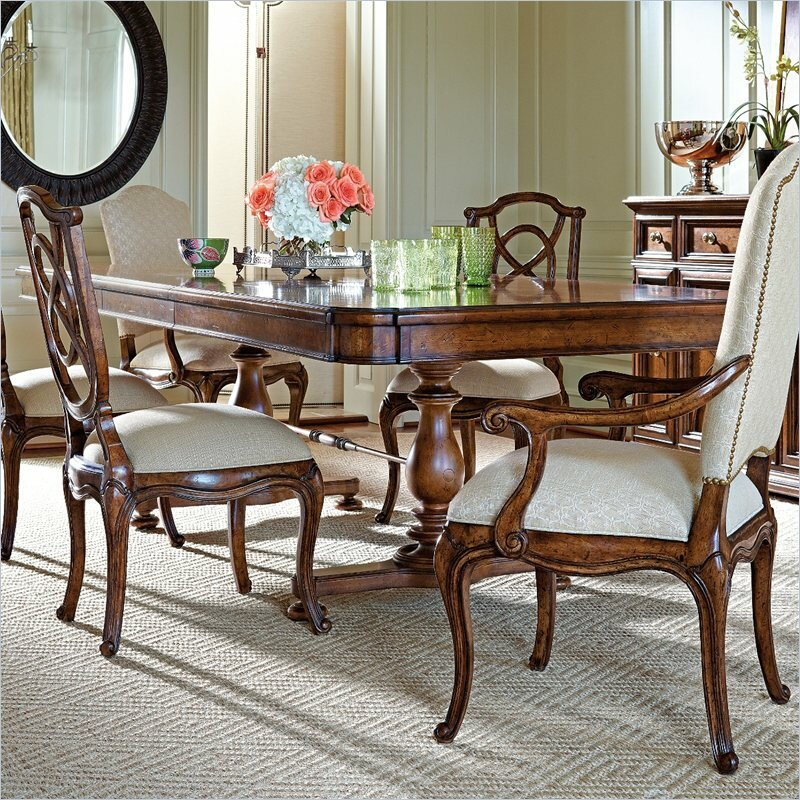 Stanley Arrondissement Famille Pedestal Dining Table & Reviews