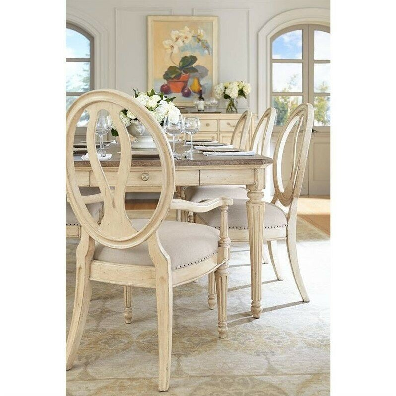 Stanley European 9 Piece Dining Set & Reviews | Wayfair