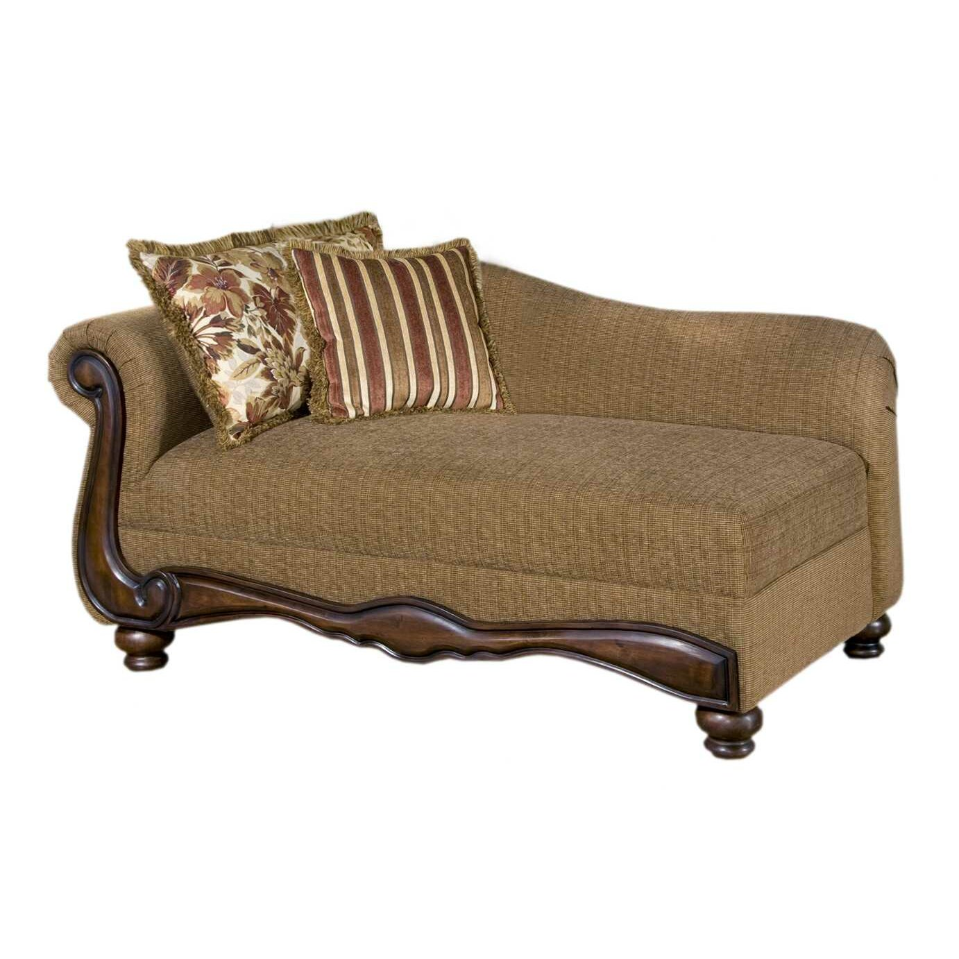 Serta Upholstery Chaise Amp Reviews Wayfair