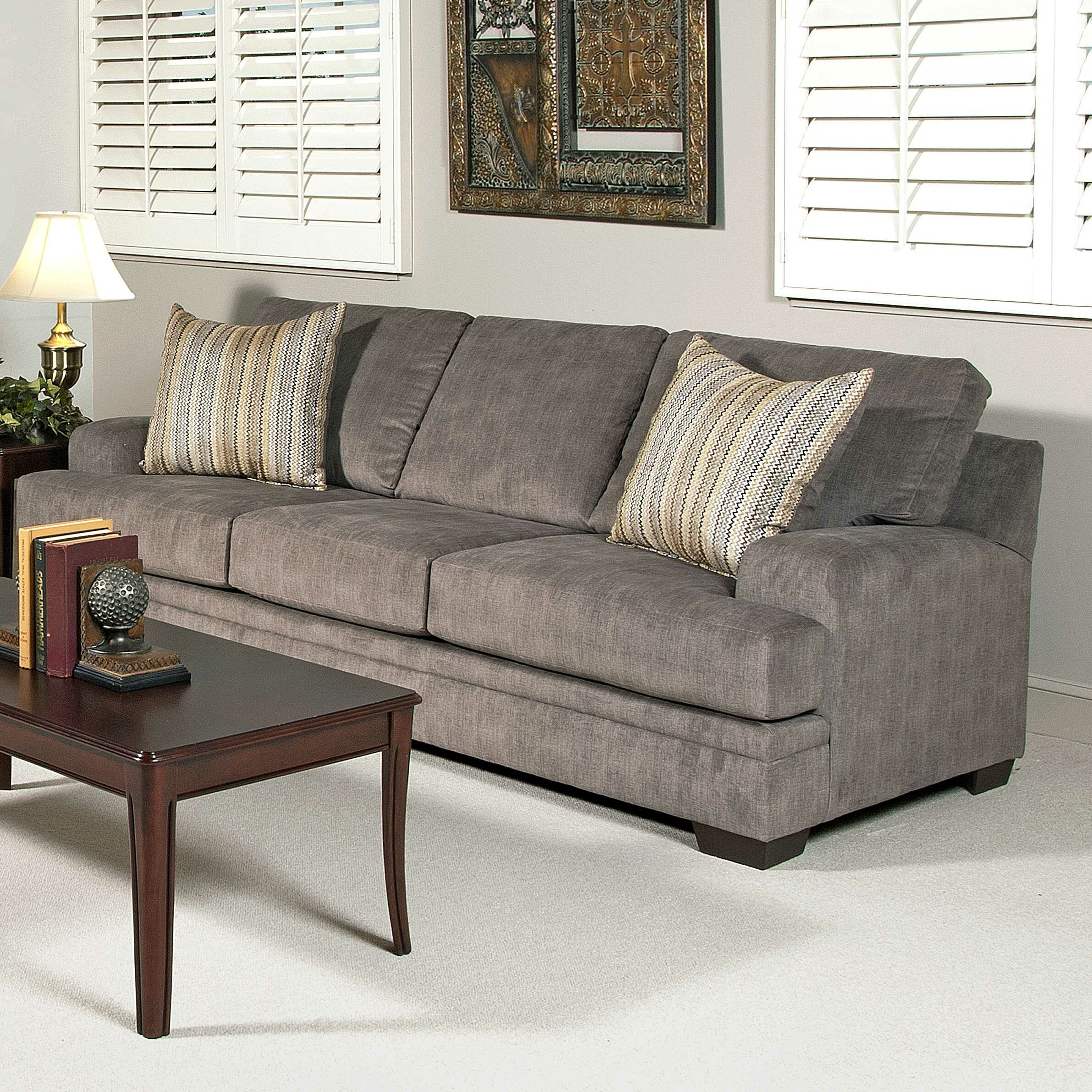 Furniture Upholstry: Serta Upholstery Vermont Sofa & Reviews