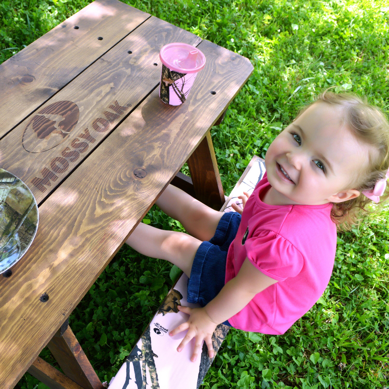 mossy oak kids picnic table wayfair mossy oak kids picnic table