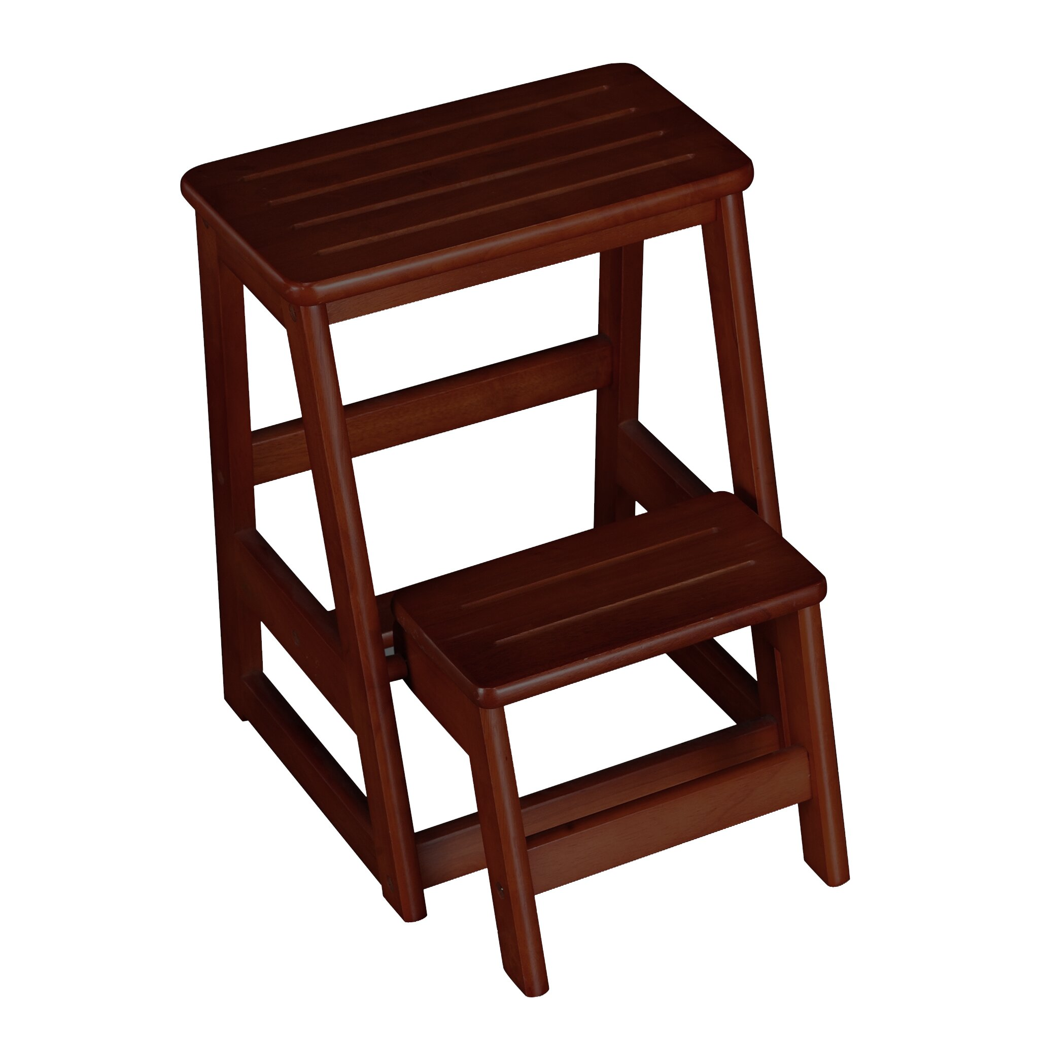 Decorative Step Stools Kitchen Ladders Step Stools Youll Love Wayfair