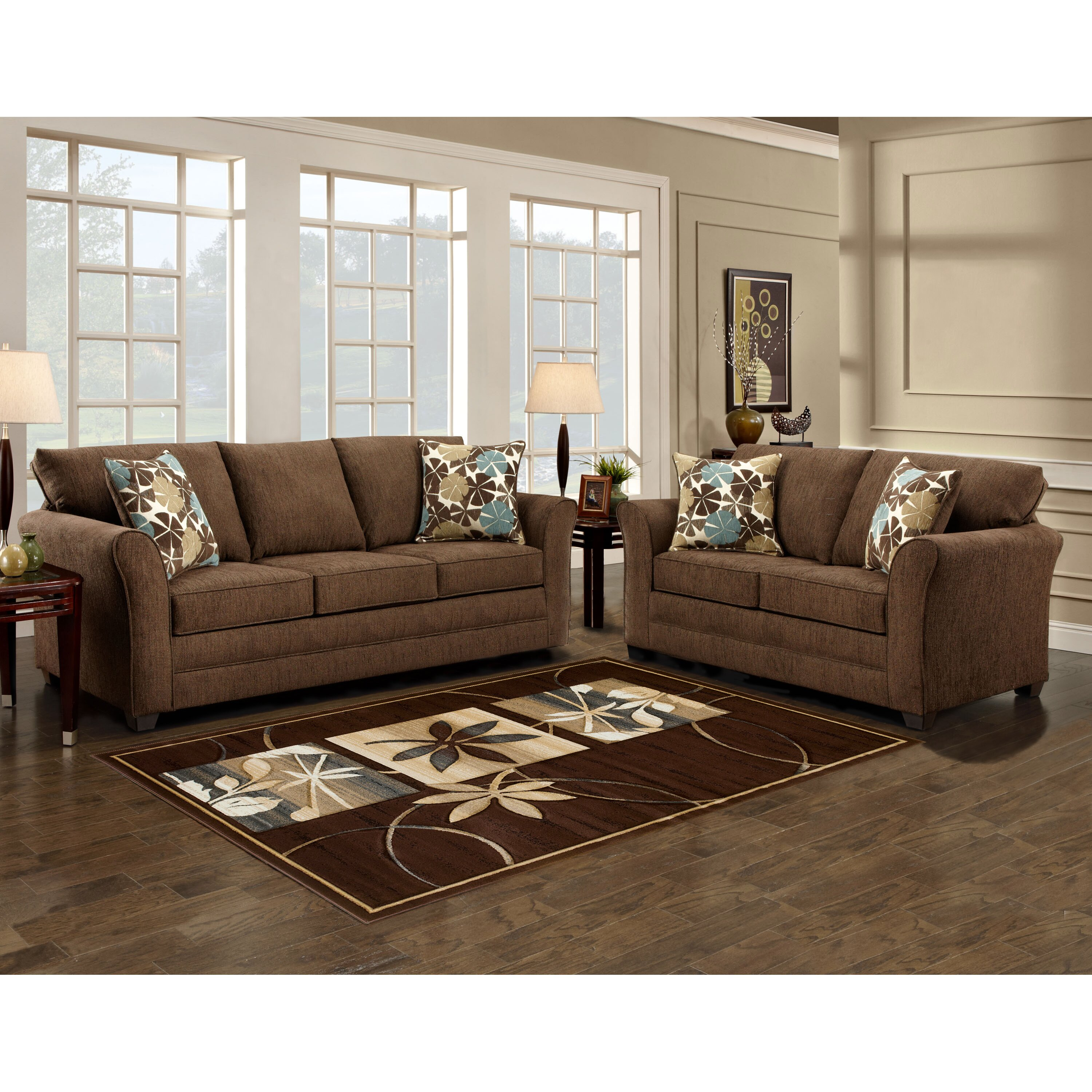 Wildon Home Brooklyn Living Room Collection Reviews