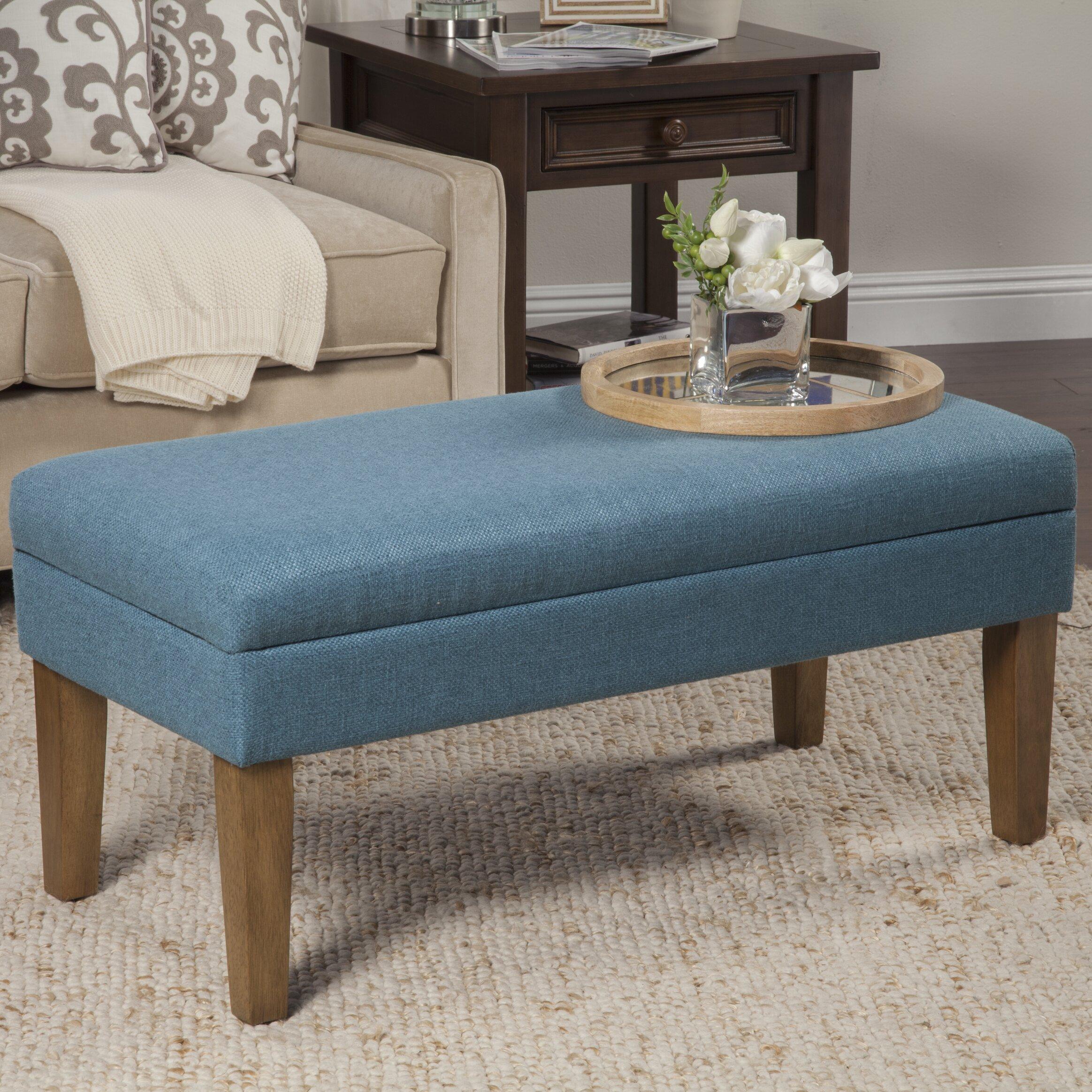 Axtell Decorative Storage Bench Reviews Allmodern