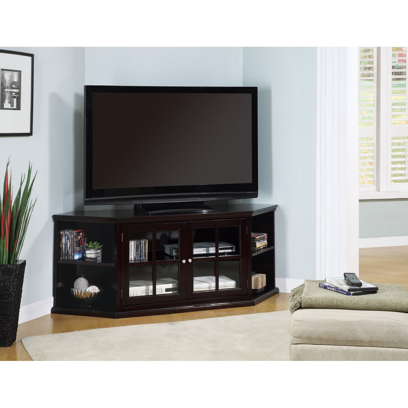 60 inch corner tv stand - Tremont Tv Stand