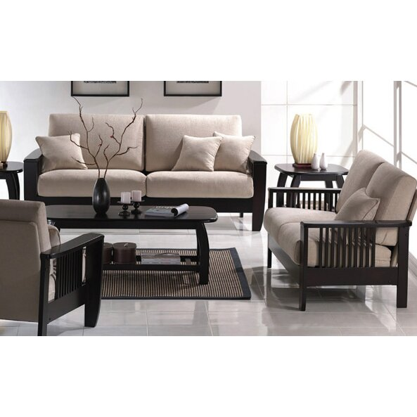 Wildon Home Mission Style Living Room Collection