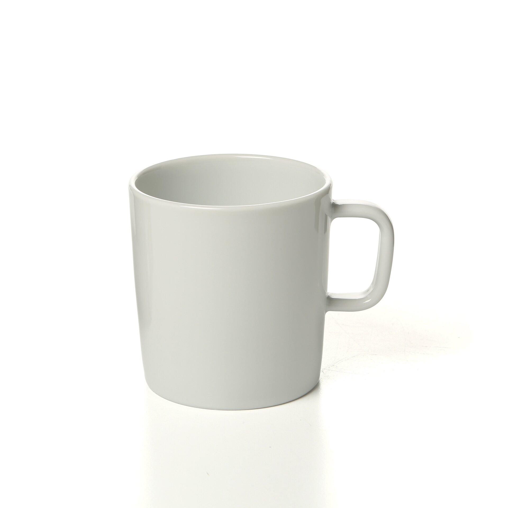 Platebowlcup Mug by Jasper Morrison & Reviews   AllModern - Alessi Platebowlcup Mug by Jasper Morrison