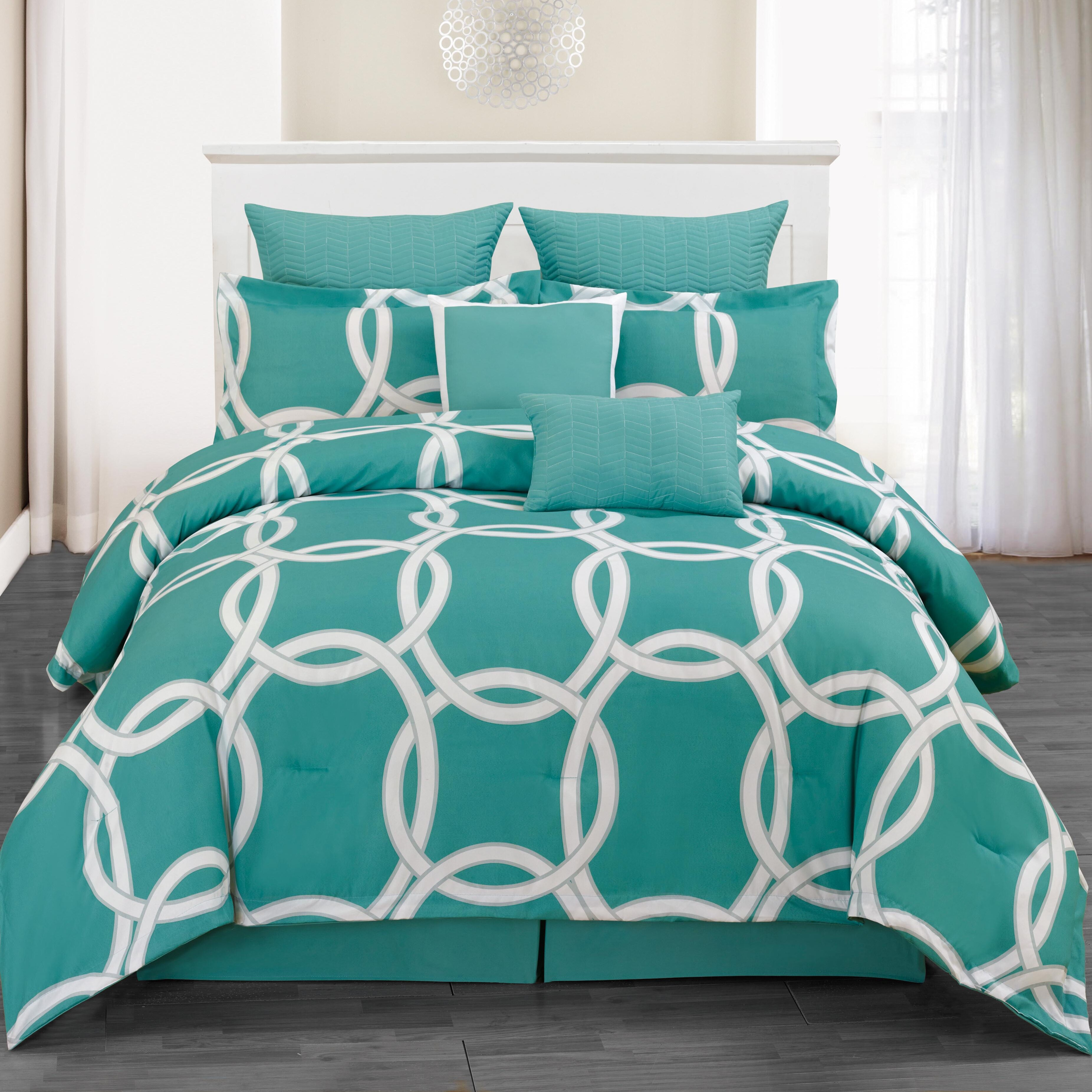 DR International Redington 8 Piece Comforter Set. DR International Redington 8 Piece Comforter Set   Reviews   Wayfair