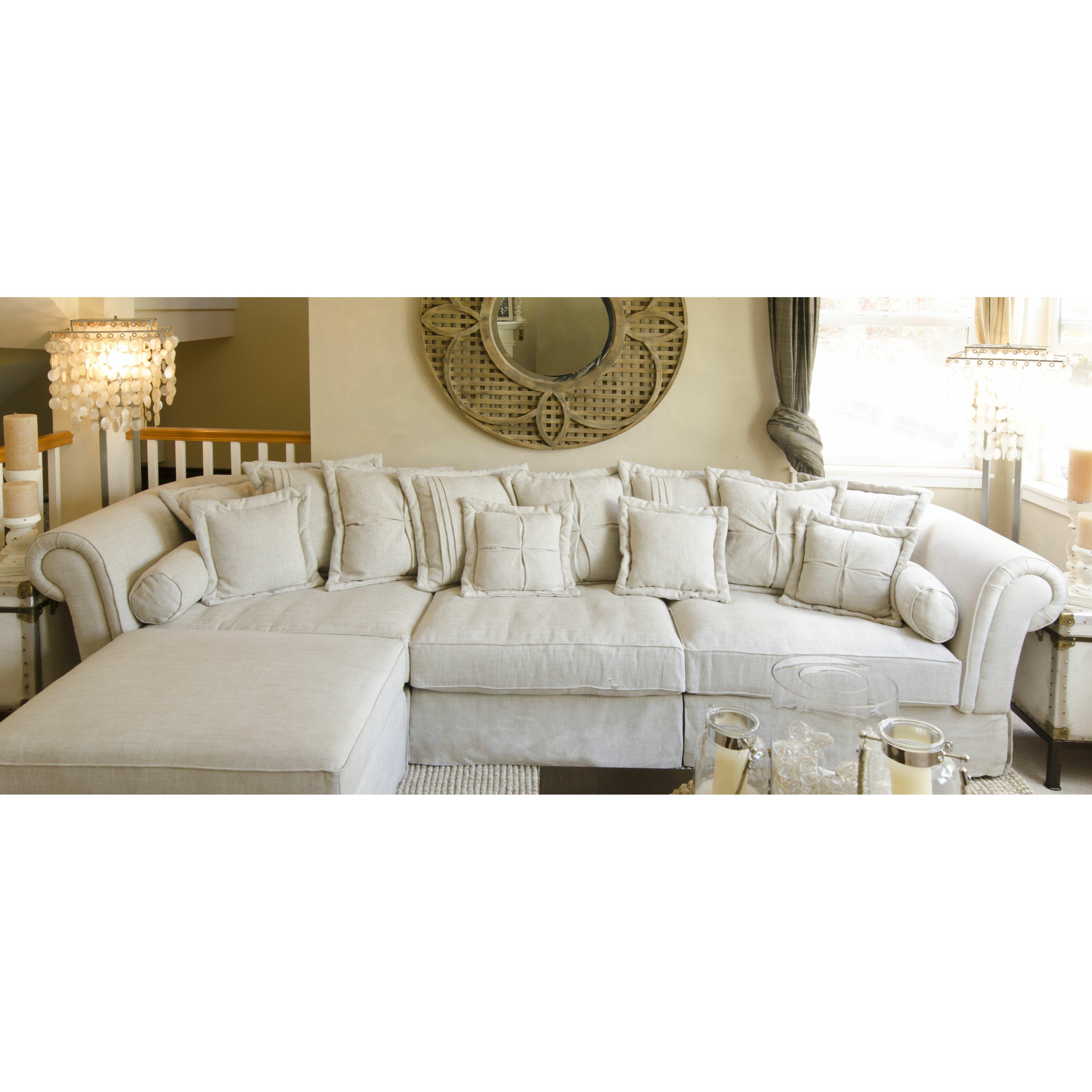 Elements fine home furnishings bella modular sofa for Find home furnishings
