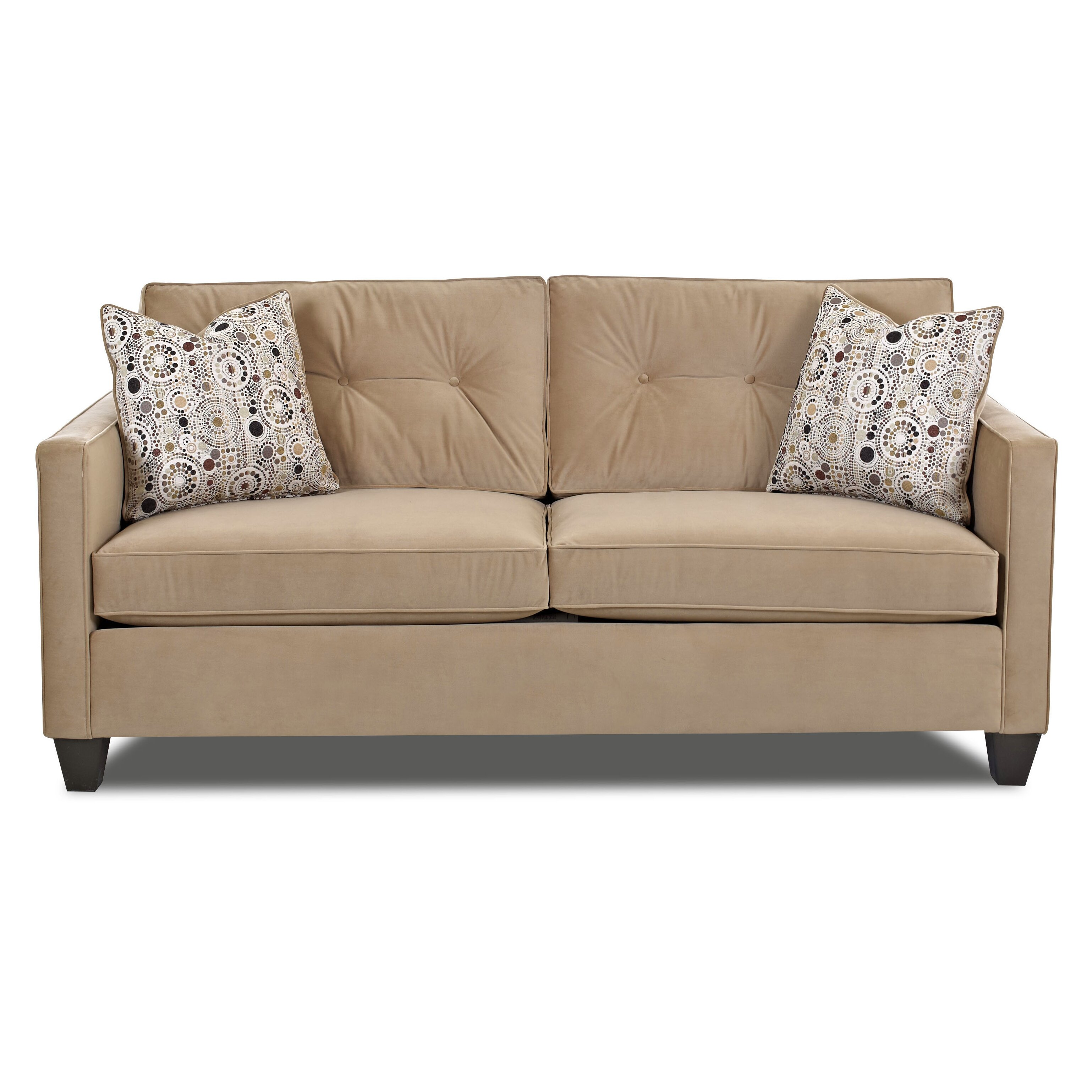 Sealy Leather Sofa: Klaussner Furniture Derry Sofa & Reviews