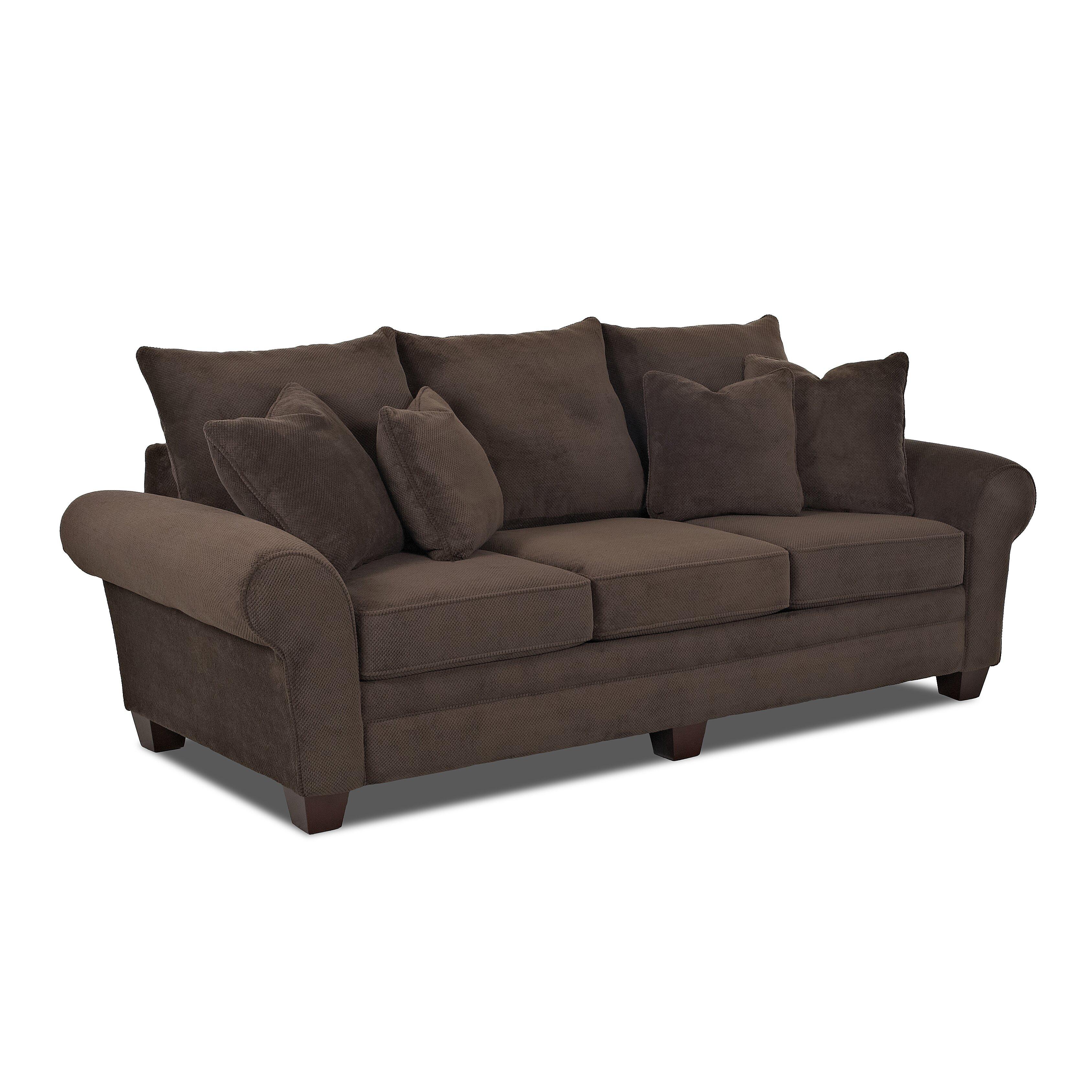 Klaussner Bedroom Furniture Klaussner Furniture Emma Sofa Wayfair