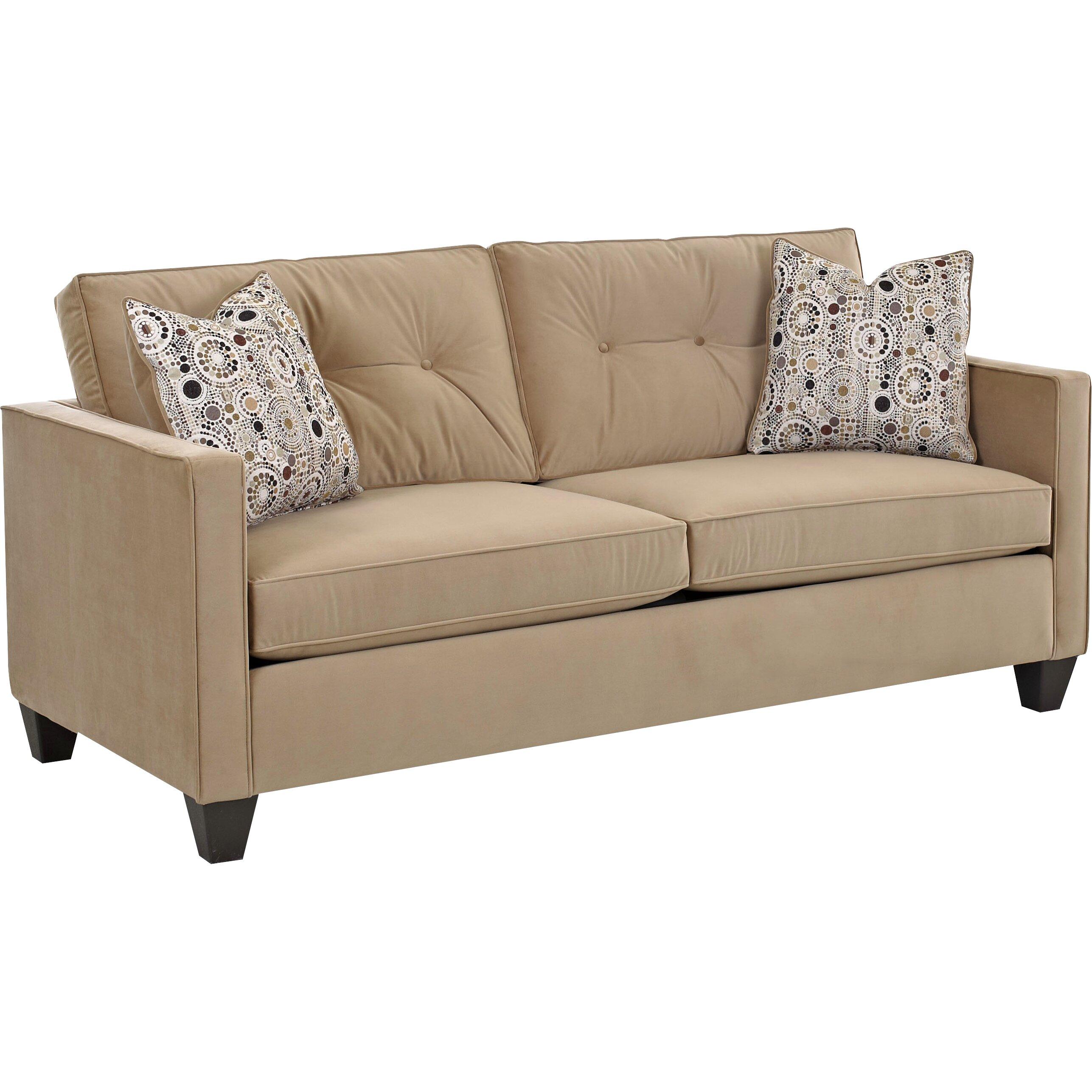 Klaussner Bedroom Furniture Klaussner Furniture Derry Sofa Reviews Wayfair