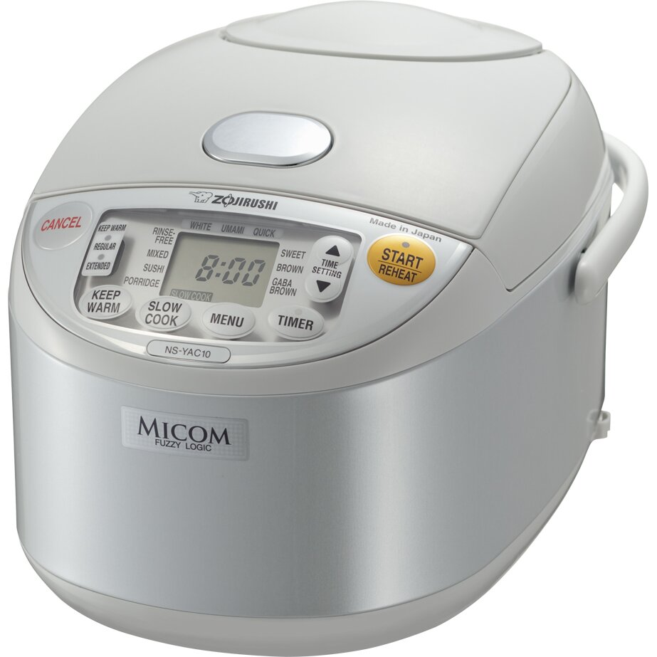 How To Cook Quinoa In The Microwave How Zojirushi Micom Umami Rice Cooker  And Warmer Zojirushi Micom Umami Rice Cooker And Warmer & Reviews