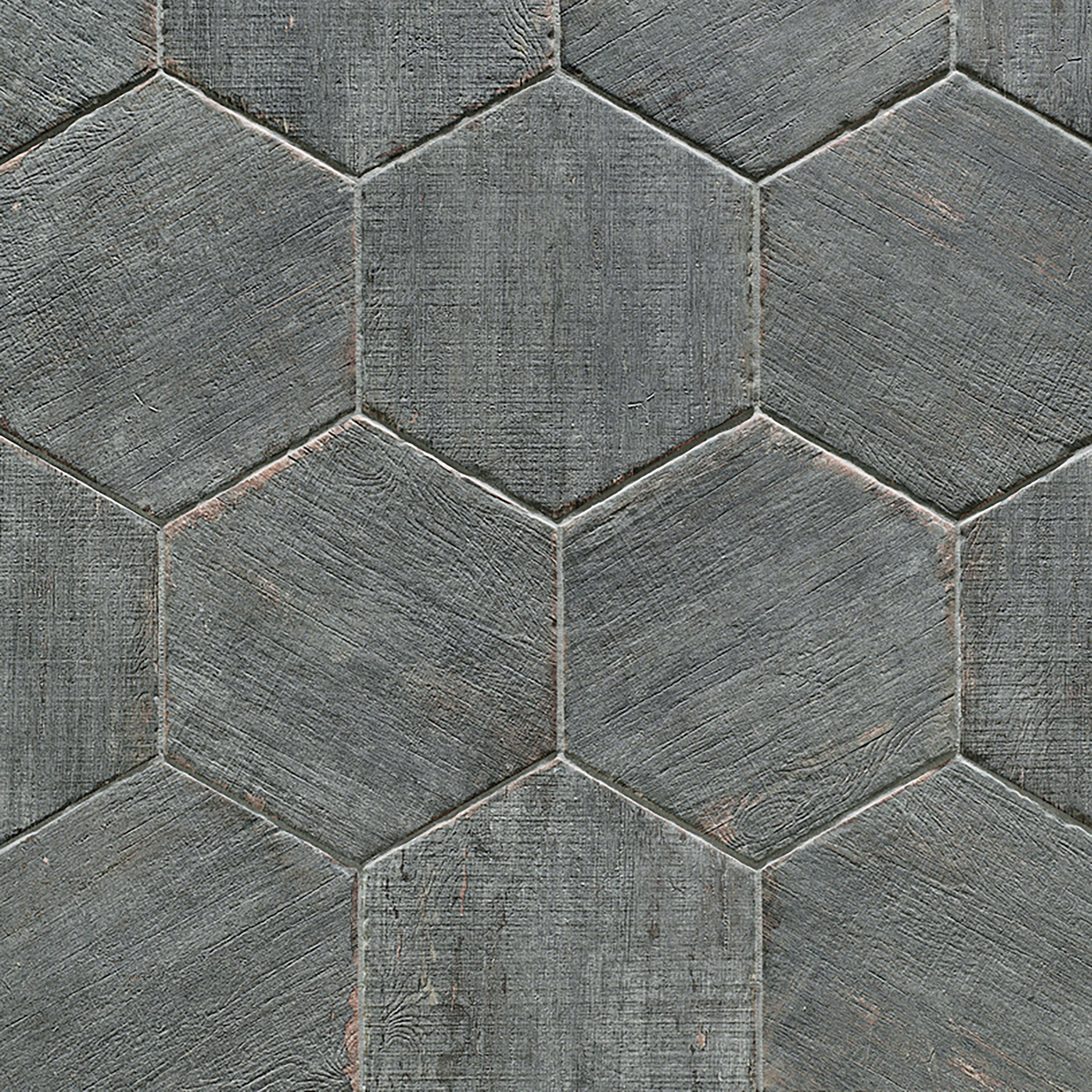 elitetile rama hexagon x porcelain mosaic. Black Bedroom Furniture Sets. Home Design Ideas