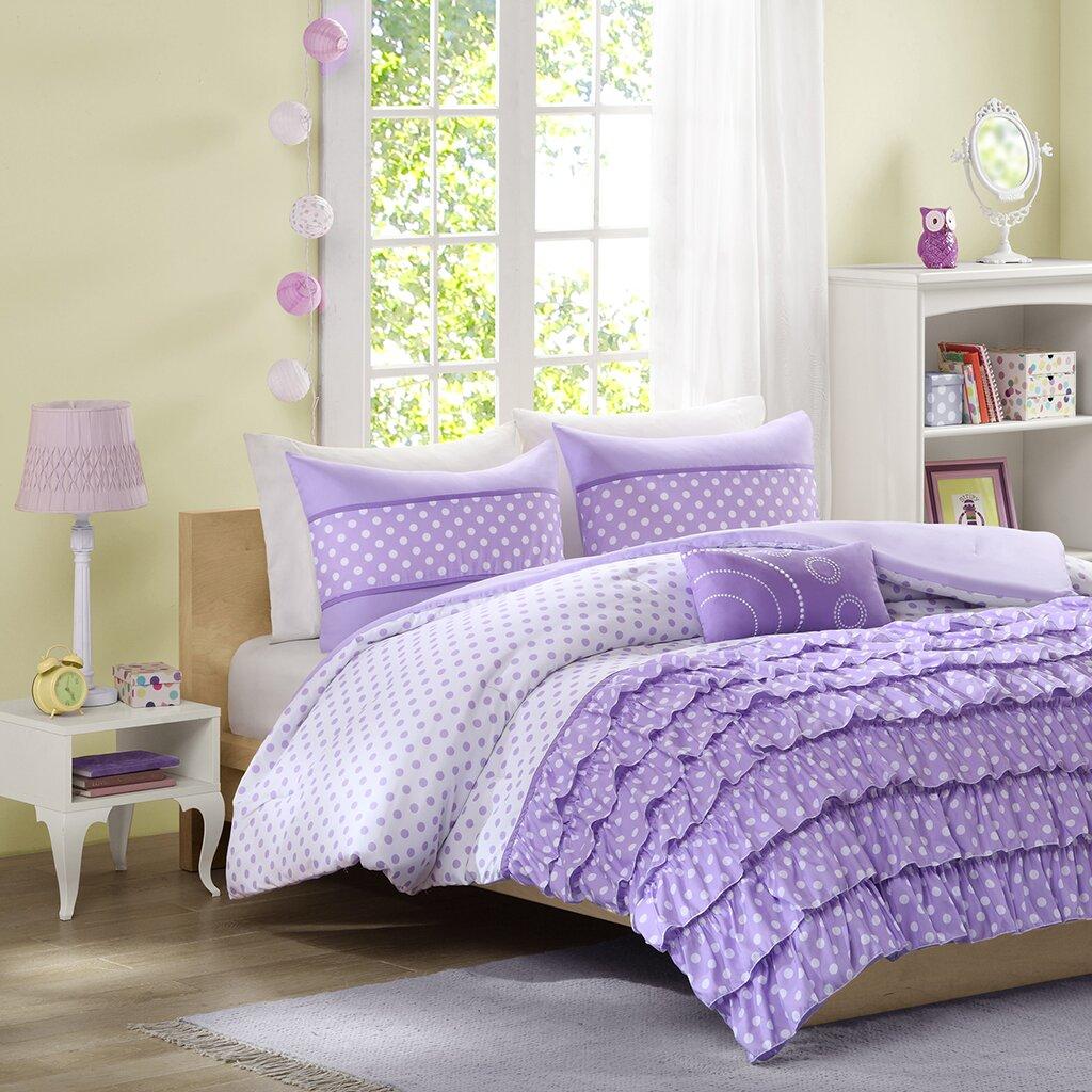 Polka dot bed spreads - Polka Dot Bed Spreads