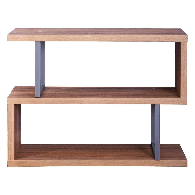 Merax 3 Shelf Console Table Amp Reviews Wayfair