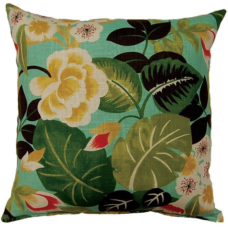 Creative Home Isla Knife Edge Throw Pillow & Reviews Wayfair