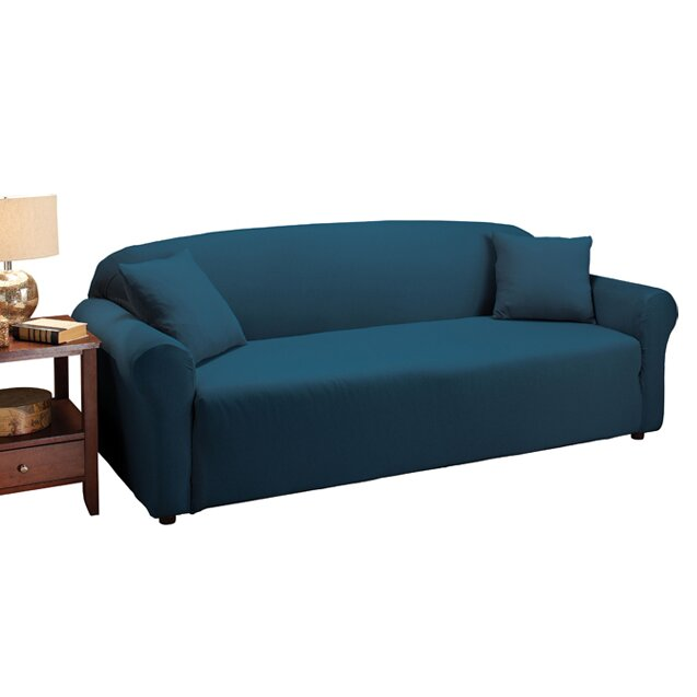 Madison Home Stretch Jersey Sofa Slipcover amp Reviews Wayfair : Jersey2BSofa2BSlipcover2Bin2BCobalt from www.wayfair.com size 637 x 637 jpeg 32kB