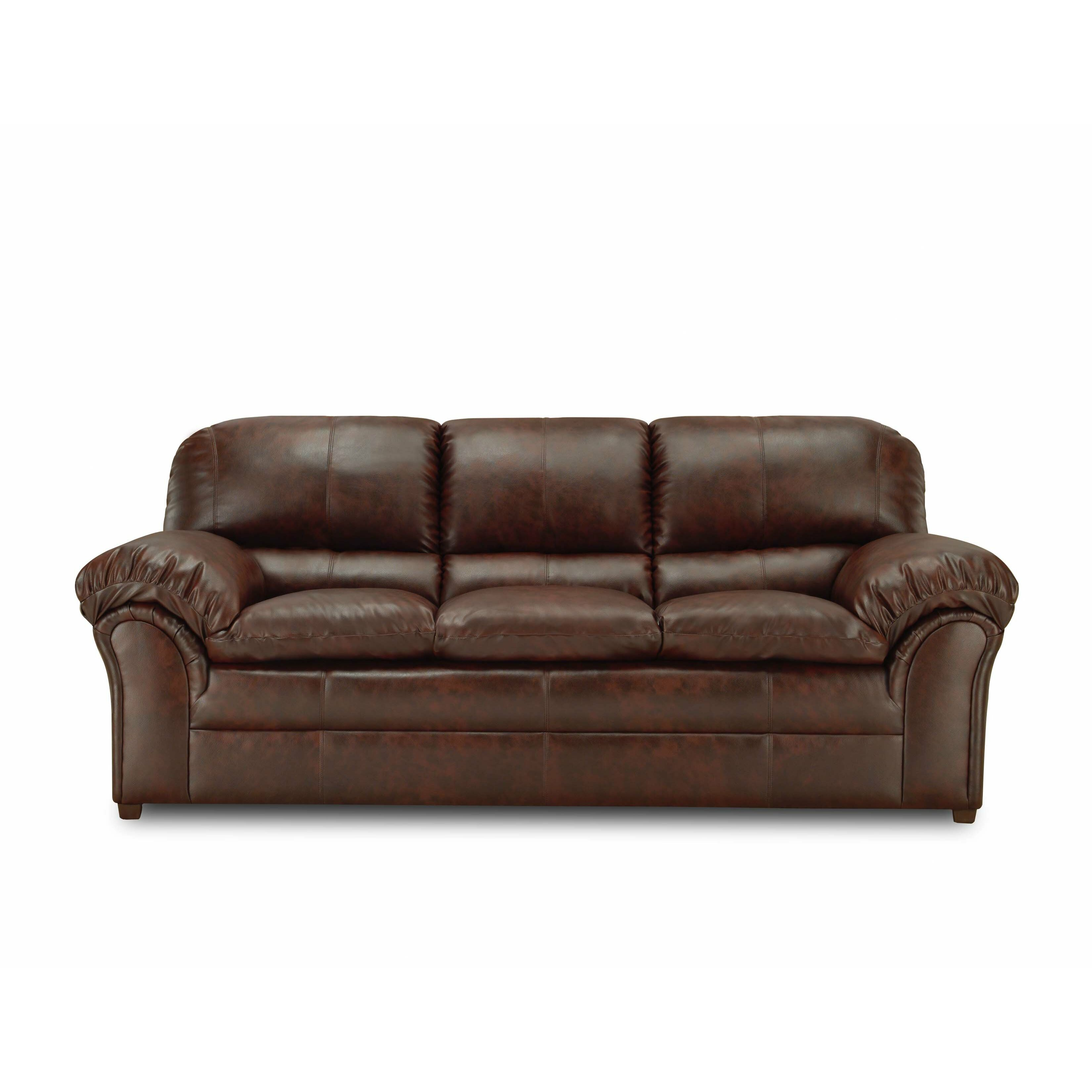 Simmons Upholstery Miracle Pearl Double Motion Sofa & Reviews ...